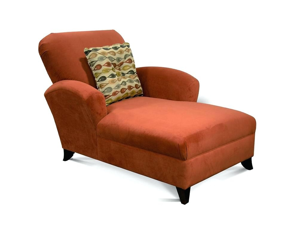 Featured Photo of Chaise Lounge Chairs With Two Arms