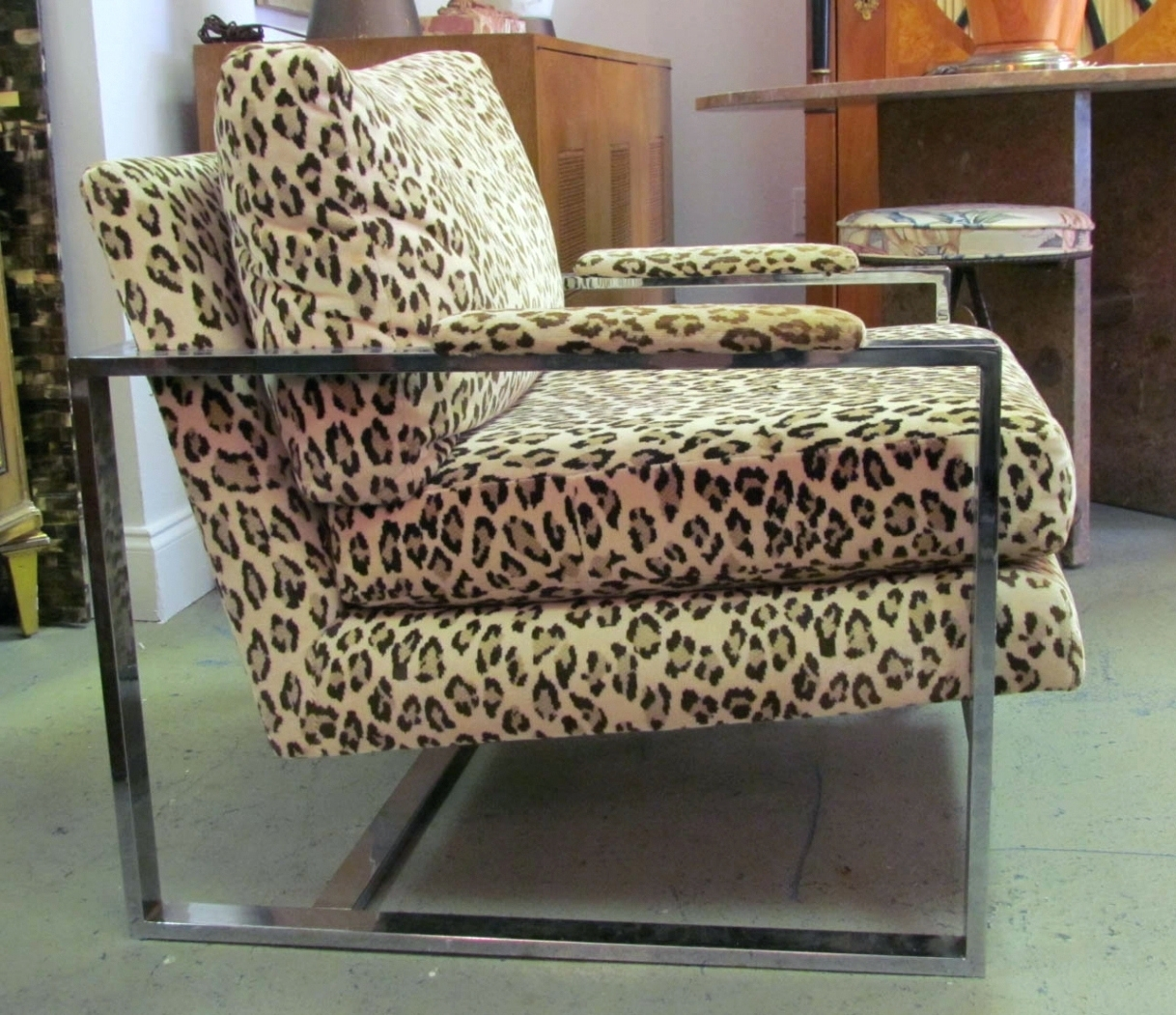 Fashionable Animal Print Lounge Chair Lounge Furniture For Teen Girls Ideas Of Inside Zebra Print Chaise Lounge Chairs (View 3 of 15)