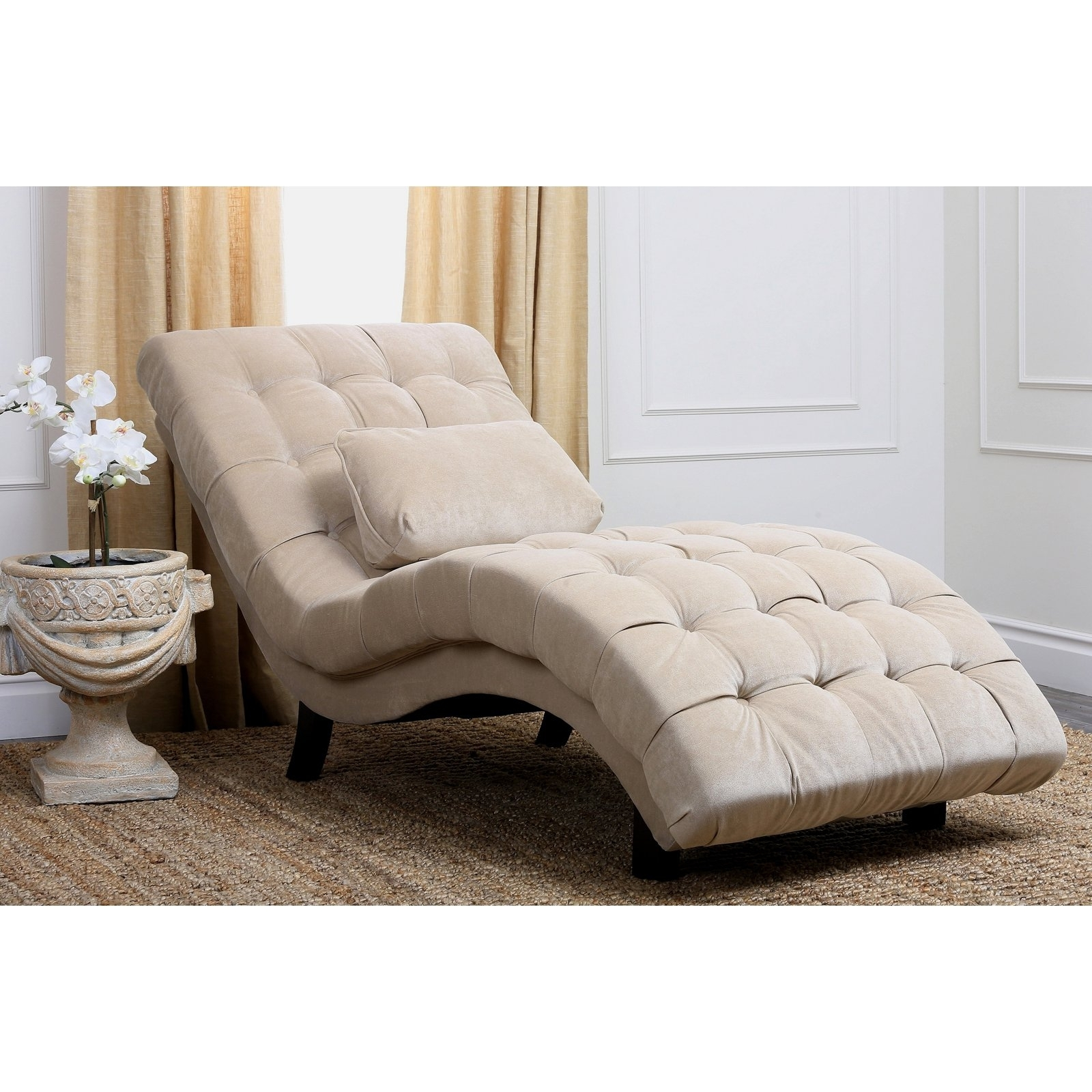 Fashionable Comfortable Chaise Lounge Chairs • Lounge Chairs Ideas With Regard To Comfortable Chaise Lounges (View 7 of 15)