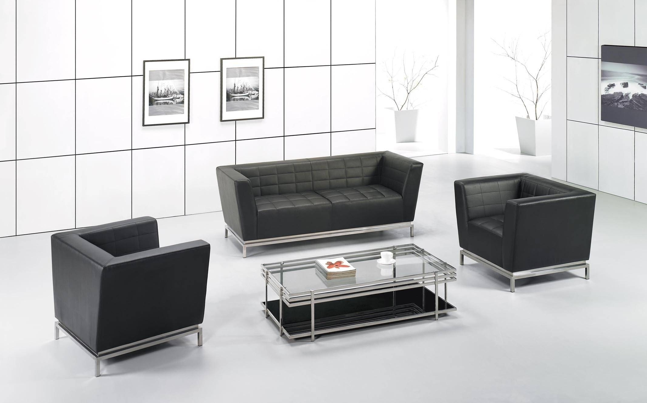 Fashionable Comfortable Office Chair Office Desk Chairs Leather Desk Chair Throughout Office Sofas And Chairs (View 7 of 15)