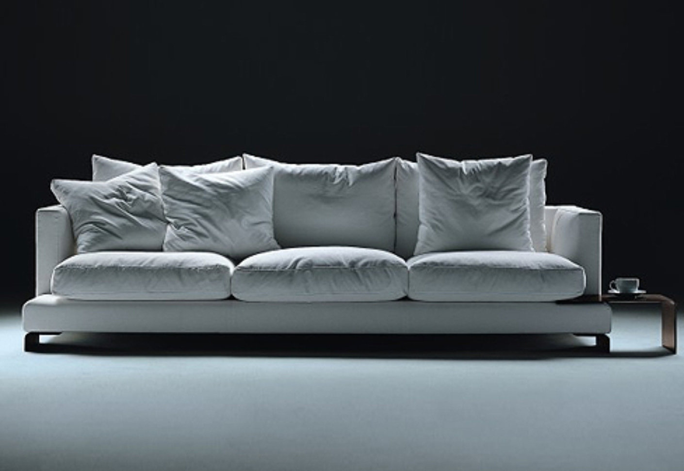 Fashionable Down Filled Sofas With Sofa : West Elm Dunham Down Filled Sofa Down Filled Sofa Canada (View 6 of 15)