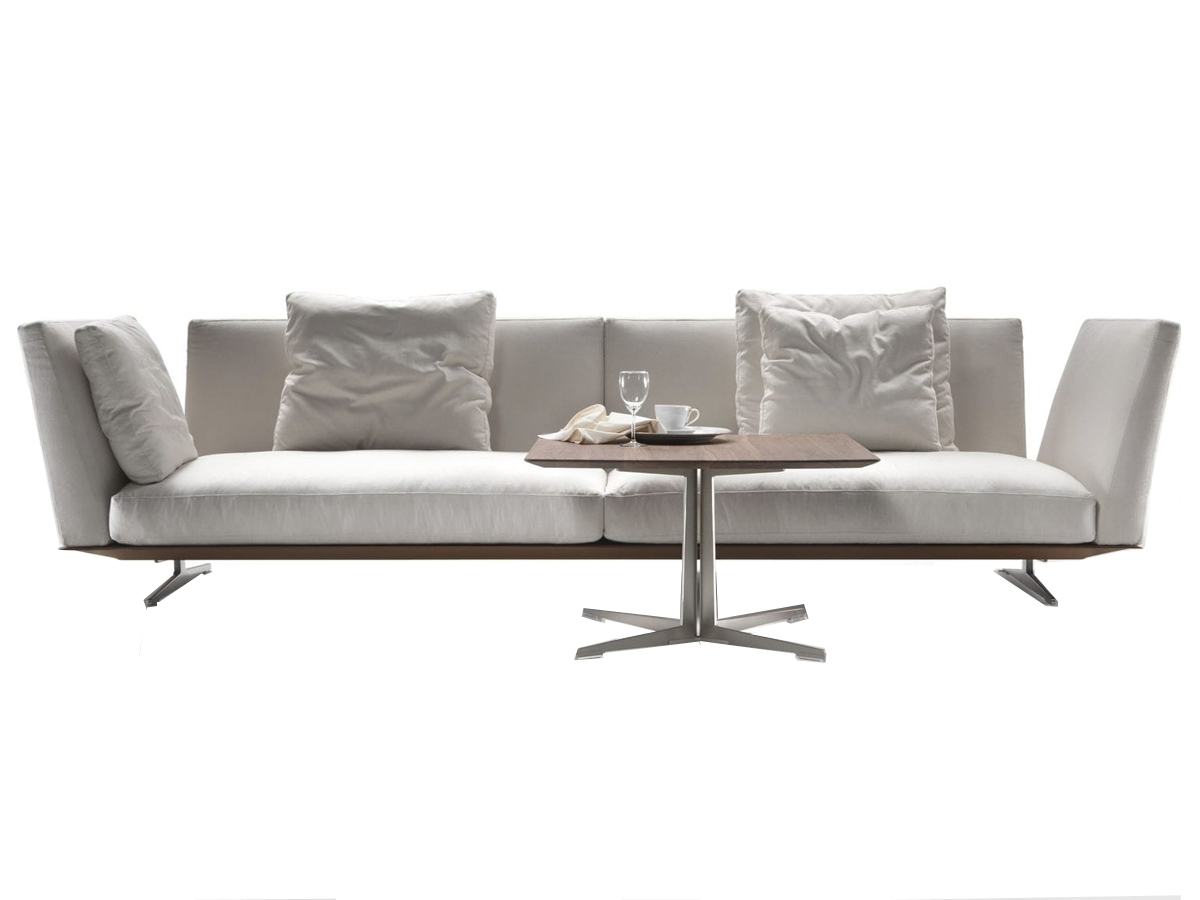 Fashionable Evergreen Sofa Flexform In Flexform Sofas (View 15 of 15)