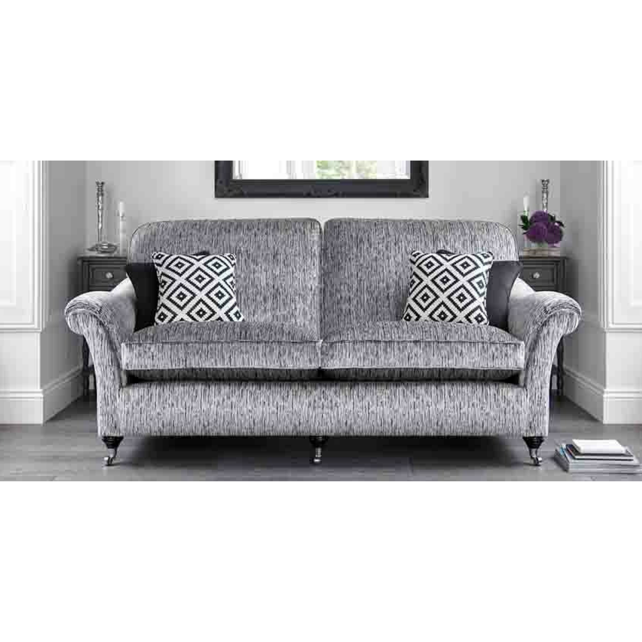 Fashionable Florence Grand Sofas Pertaining To Florence Suite – Birtchnells Furniture (View 4 of 15)