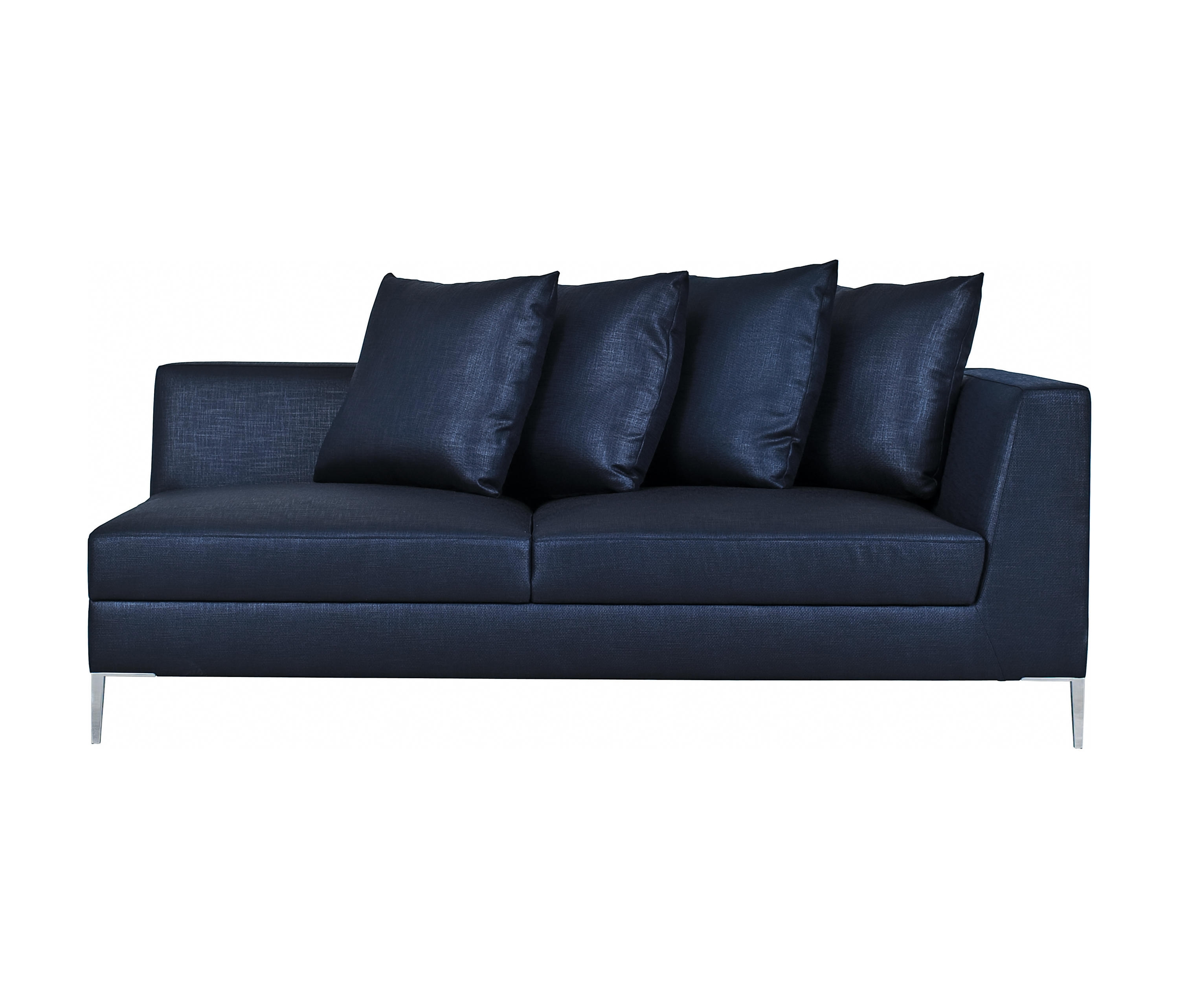 Fashionable Jean Louis 2Seater Single Arm Sofa – Sofas From Time & Style Pertaining To Single Sofas (View 7 of 15)