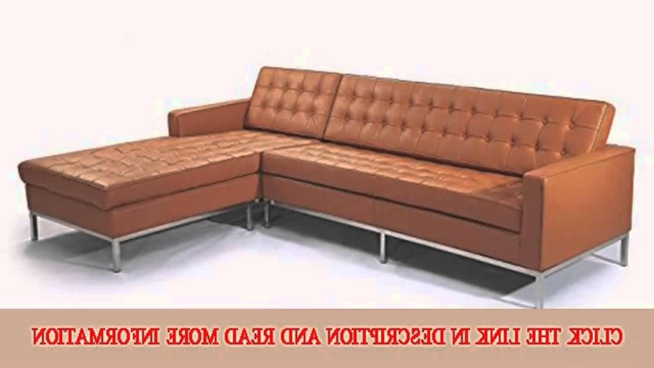 Fashionable Kardiel Florence Knoll Style Sofa Sectional Right Luxe Camel Within Florence Knoll Style Sofas (View 2 of 15)