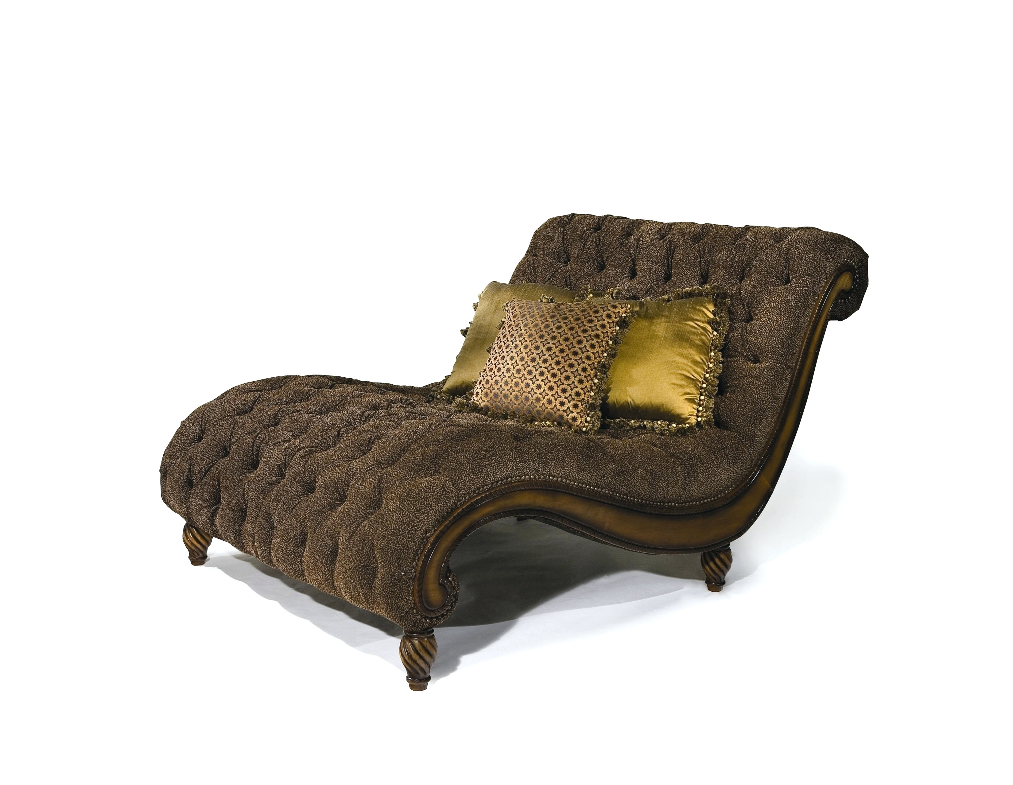 Fashionable Leopard Chaise Lounge Chair • Lounge Chairs Ideas With Regard To Luxury Chaise Lounge Chairs (View 9 of 15)