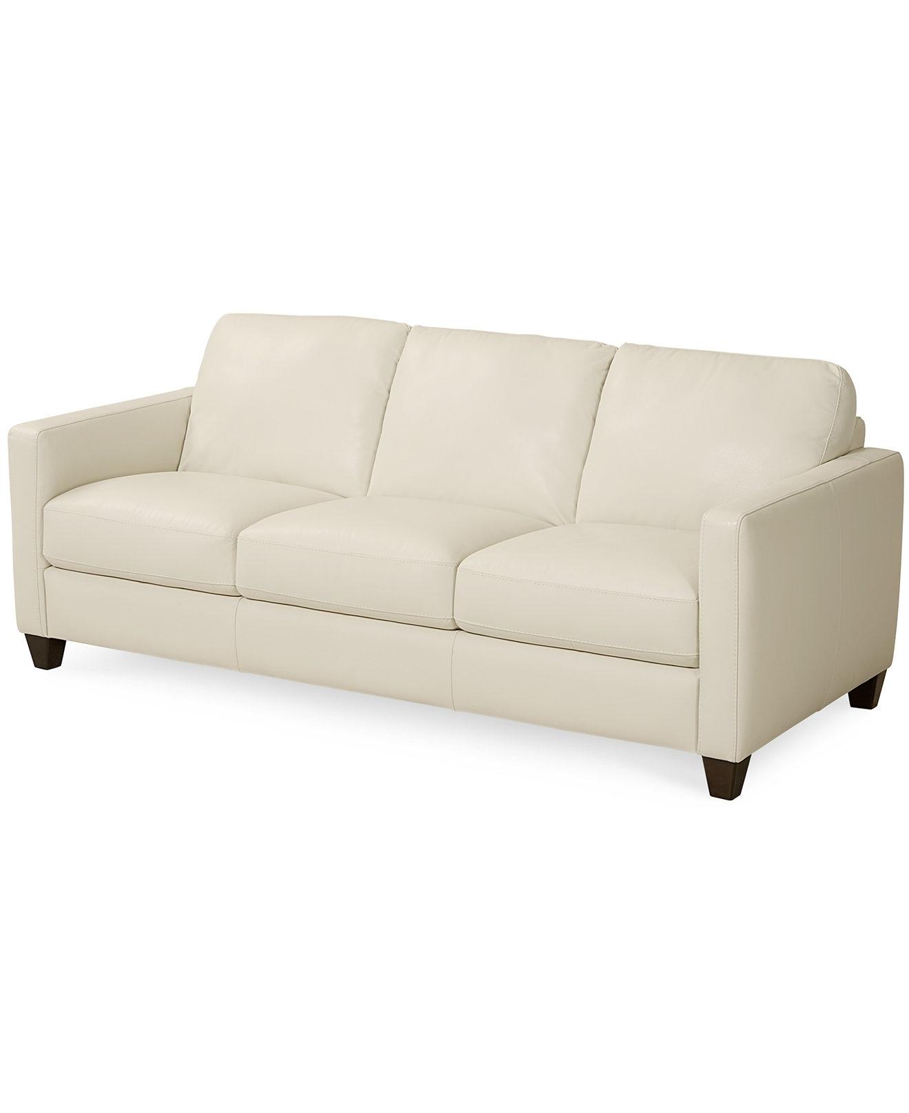 Fashionable Macys Leather Sofa – Mforum Within Macys Sofas (View 4 of 15)
