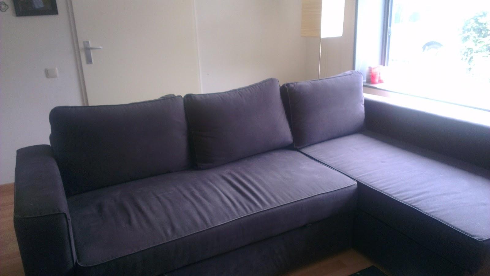 Fashionable Manstad Sofas Inside Ace The Adventure: Ikea Vrijdag: Manstad Bank/sofa (View 5 of 15)