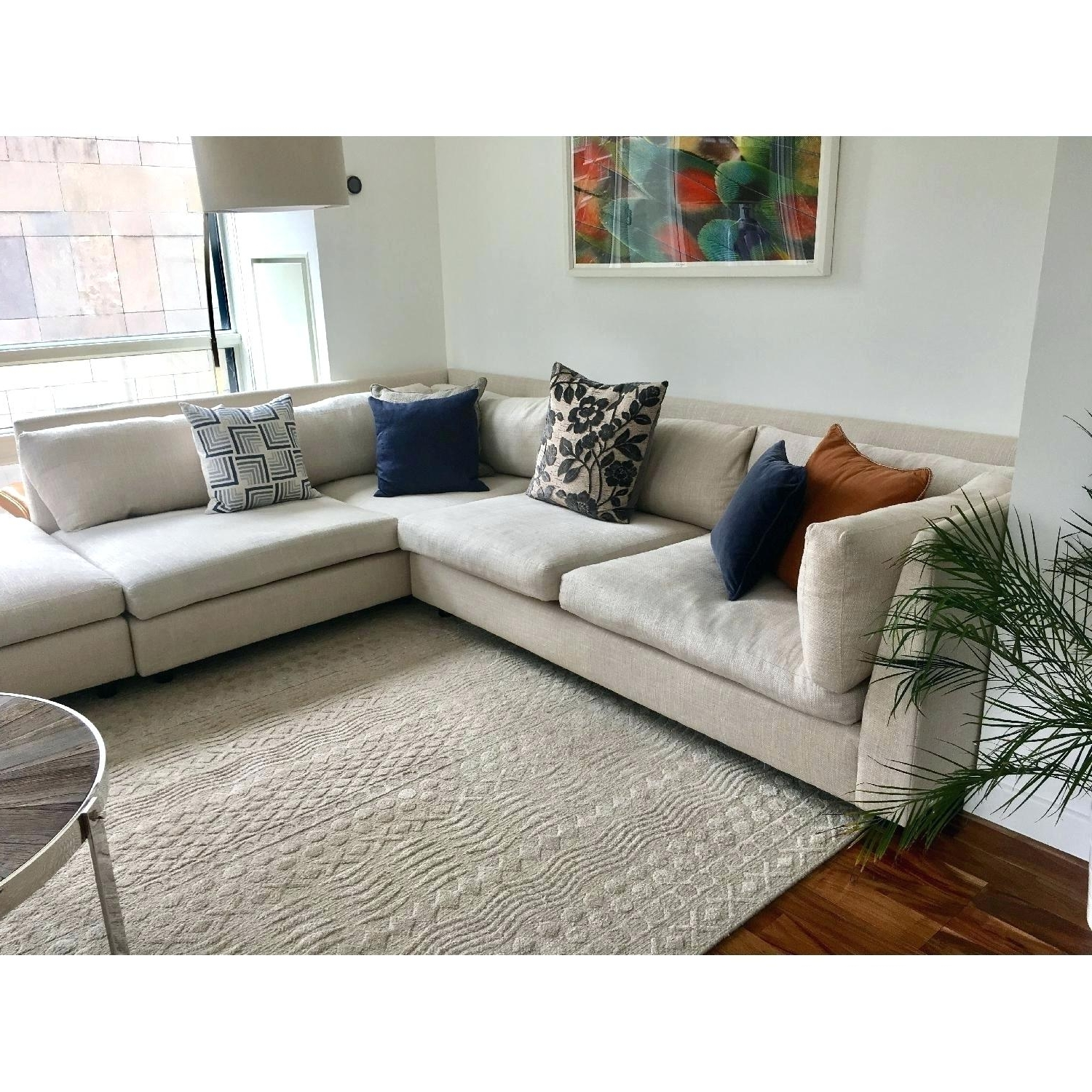 Fashionable Mitchell Gold Sectional Sofa – Jasonatavastrealty In Gold Sectional Sofas (View 14 of 15)