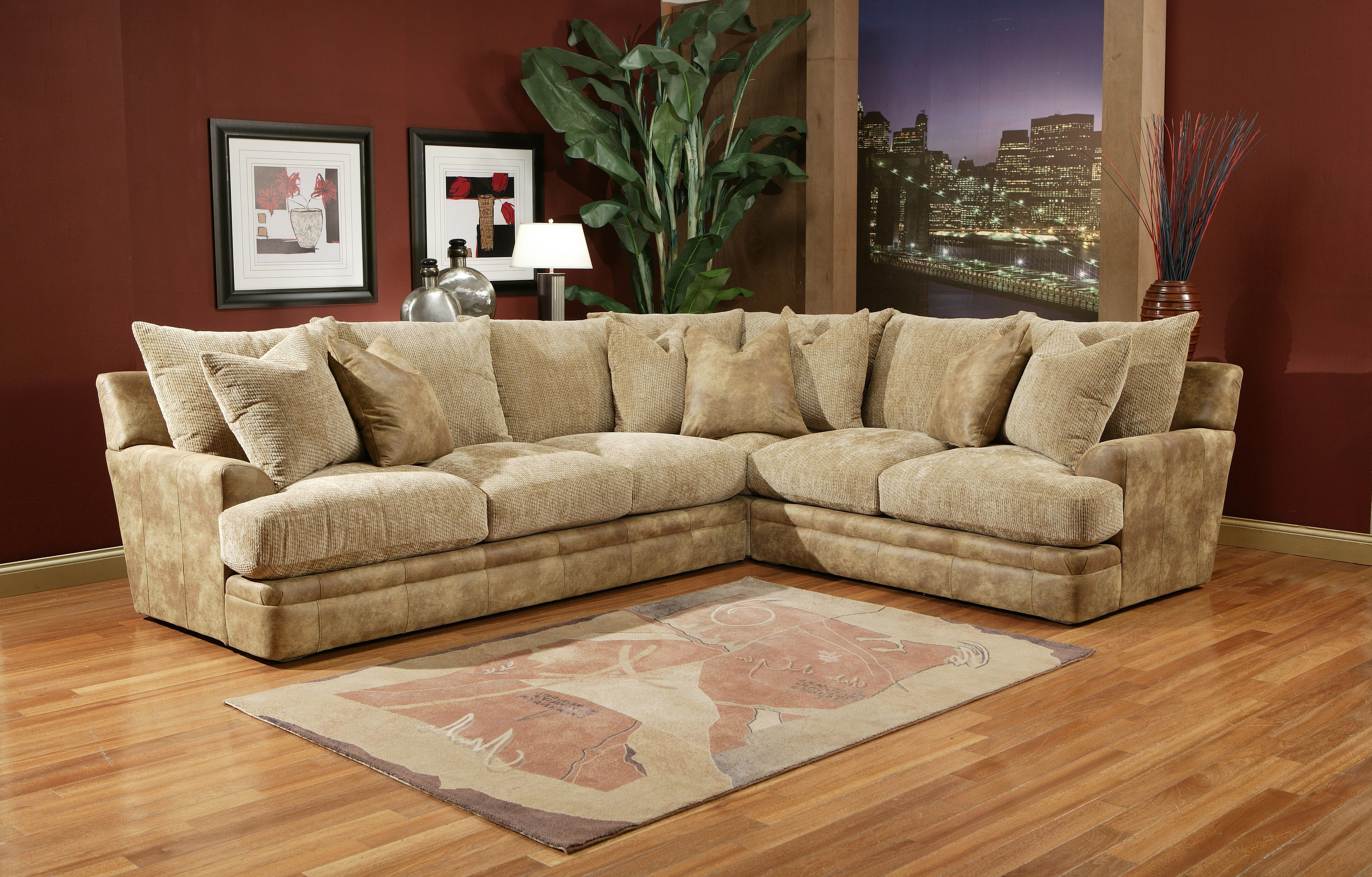 Fashionable Orange County Ca Sectional Sofas Regarding Down Filled Sectional Sofa – Cleanupflorida (View 8 of 15)