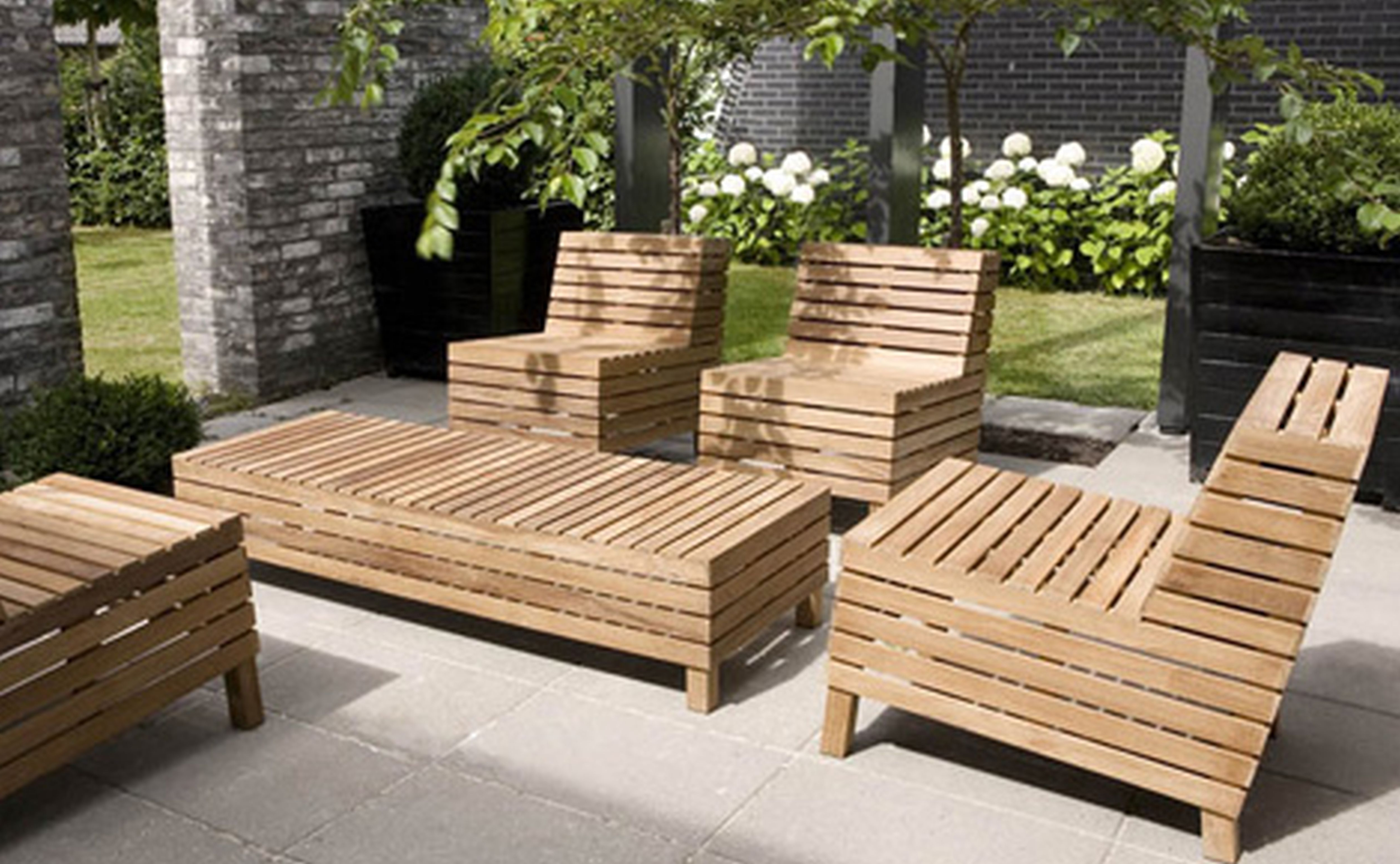Fashionable Patio Furniture Near Me — Teak Furnitures : High Demand Of Teak Within Outdoor Sofas And Chairs (View 8 of 15)