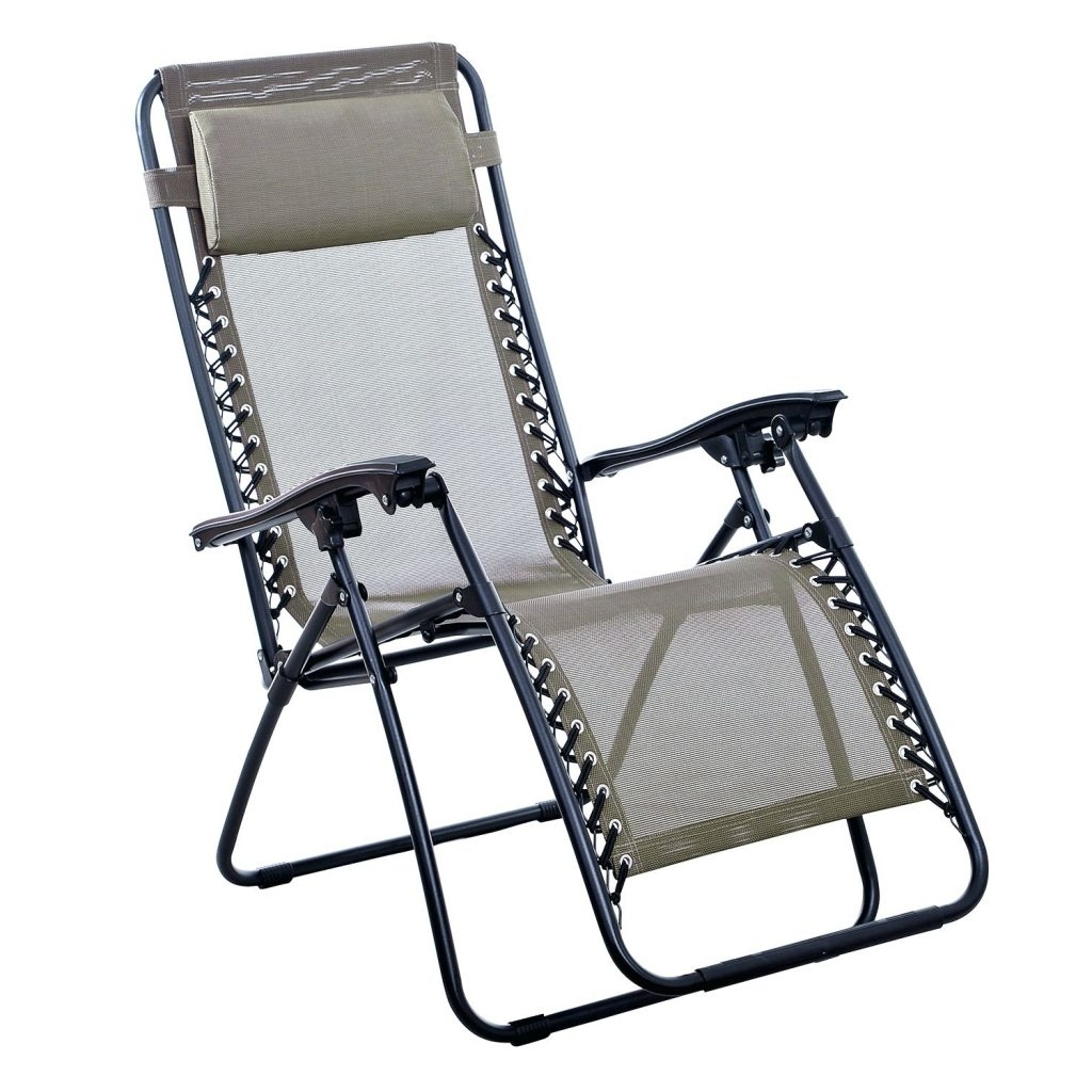 Fashionable Patio Ideas ~ Patio Reclining Lounge Chair Outdoor Lounge Chair Intended For Zero Gravity Chaise Lounge Chairs (View 5 of 15)