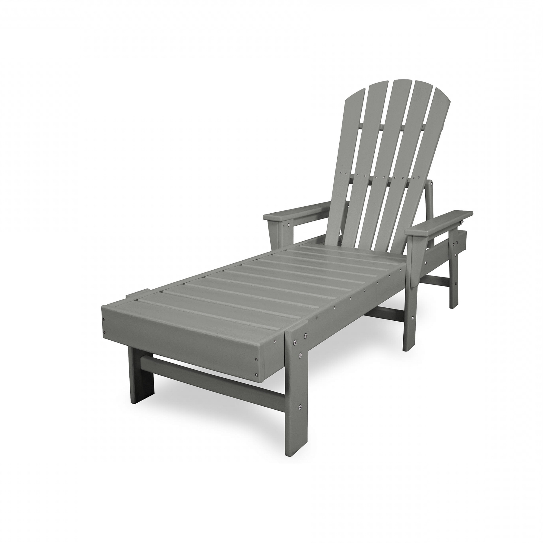 Fashionable Polywood South Beach Chaise Lounge For Beach Chaise Lounges (View 4 of 15)