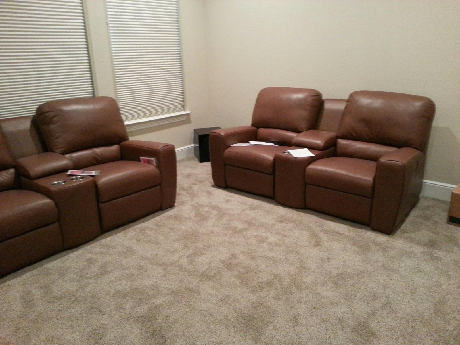"""Fashionable San Francisco Sectional Sofas With Home Theater Sectional Palliser """"San Francisco"""" (View 5 of 15)"""