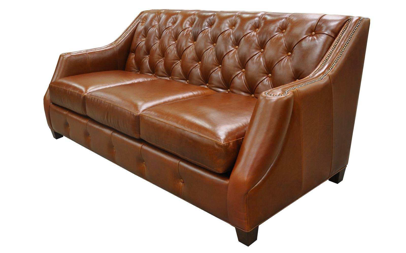Fashionable Scarborough Sectional Sofas Inside Scarborough Sofa – Omnia Leather (View 5 of 15)
