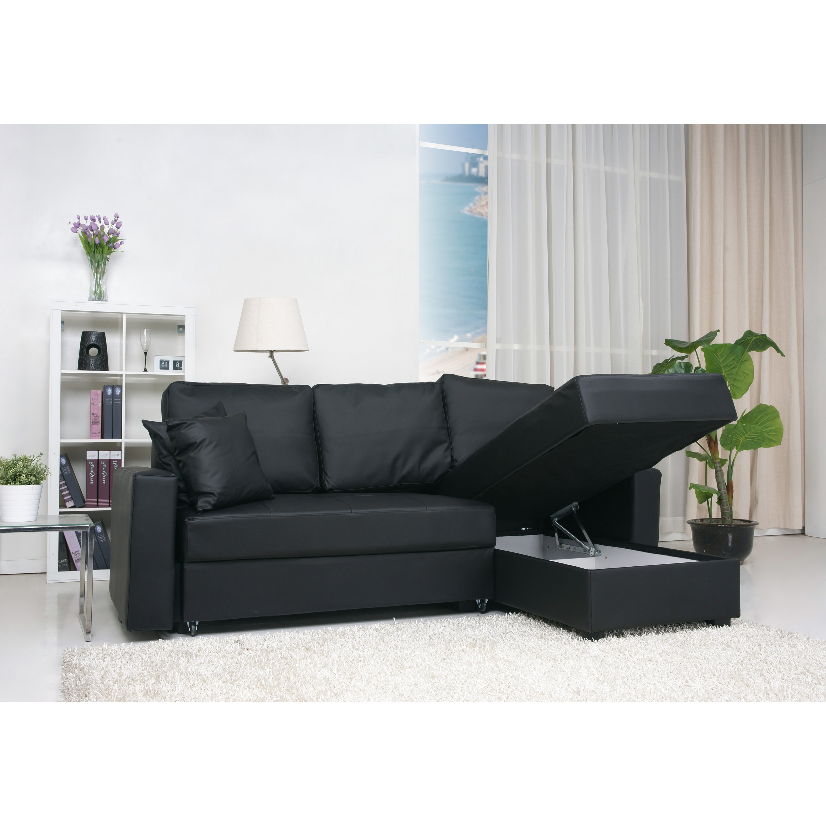 Fashionable Sectional Sofas At Ebay Pertaining To Furniture & Sofa: Compact Sectional Sofas (View 7 of 15)