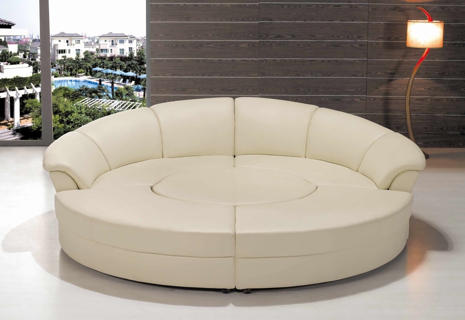 Fashionable Semi Circular Sectional Sofa 2 – Semi Circular Sofa Uk, Sofa Regarding Semicircular Sofas (View 3 of 15)