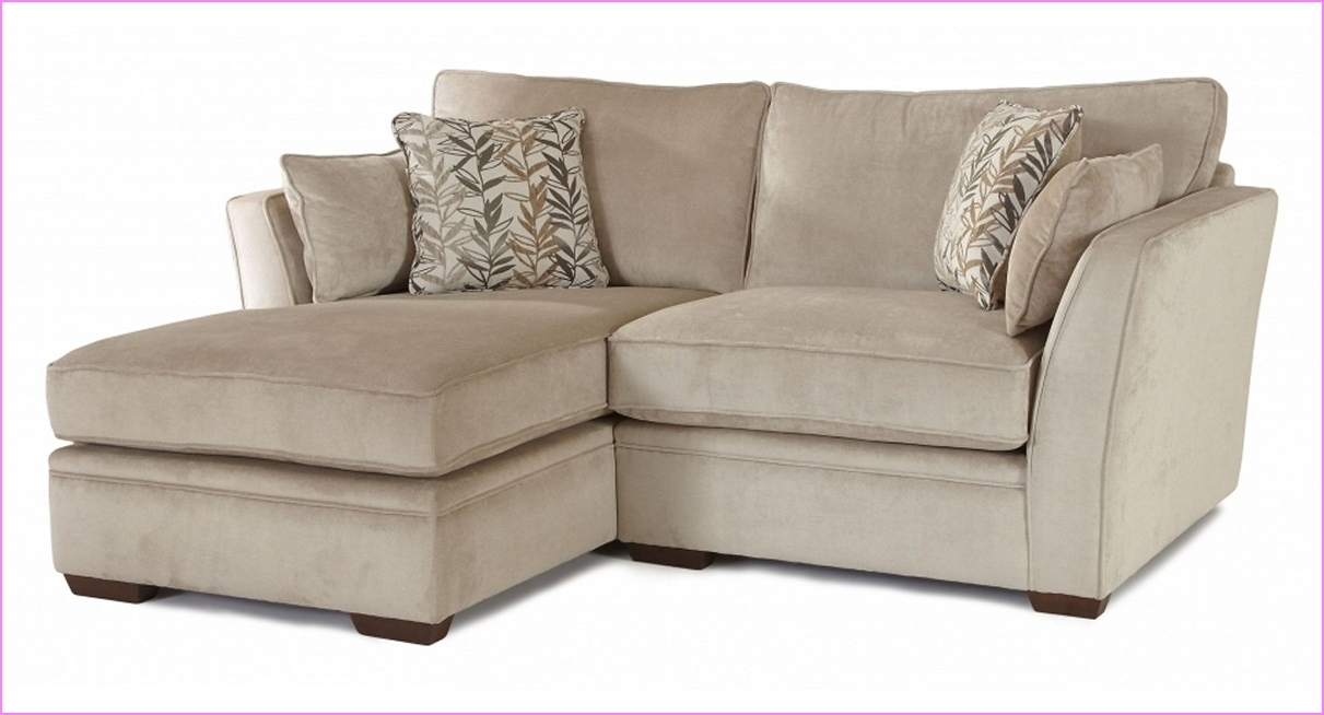 Fashionable Small Couches With Chaise Lounge Regarding Sofa : Small Sectional Small Chaise Sofa Sleeper Sofa Couch Set (View 2 of 15)