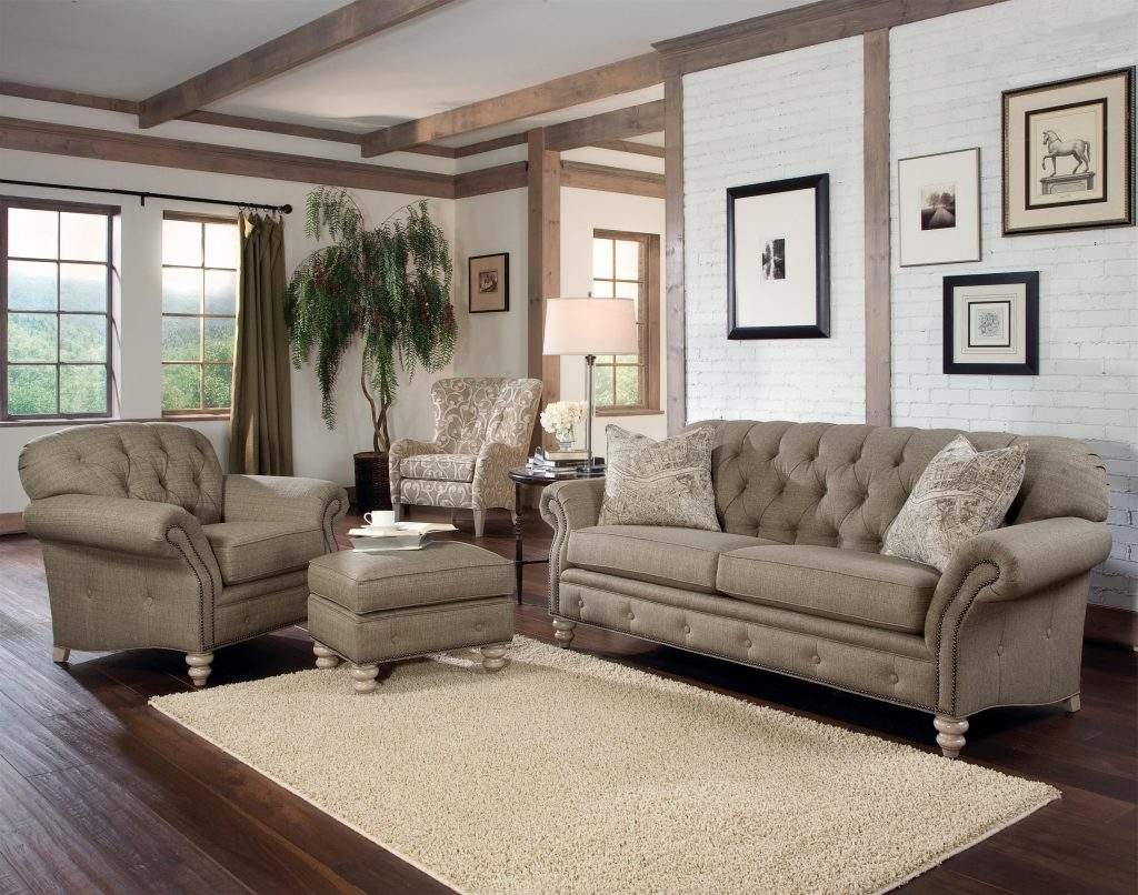 Fashionable Sofa : Button Tufted Leather Loveseat Rolled Arm Leather Sofa Intended For Affordable Tufted Sofas (View 10 of 15)