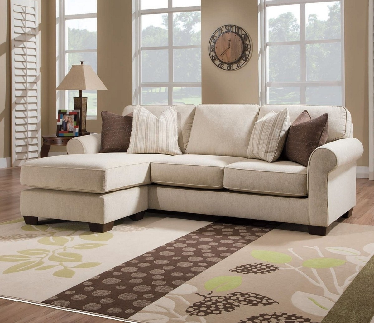 Fashionable Sofa : Small Sectional Sofa With Chaise Lounge Small Couch Set Inside Sams Club Sectional Sofas (View 2 of 15)