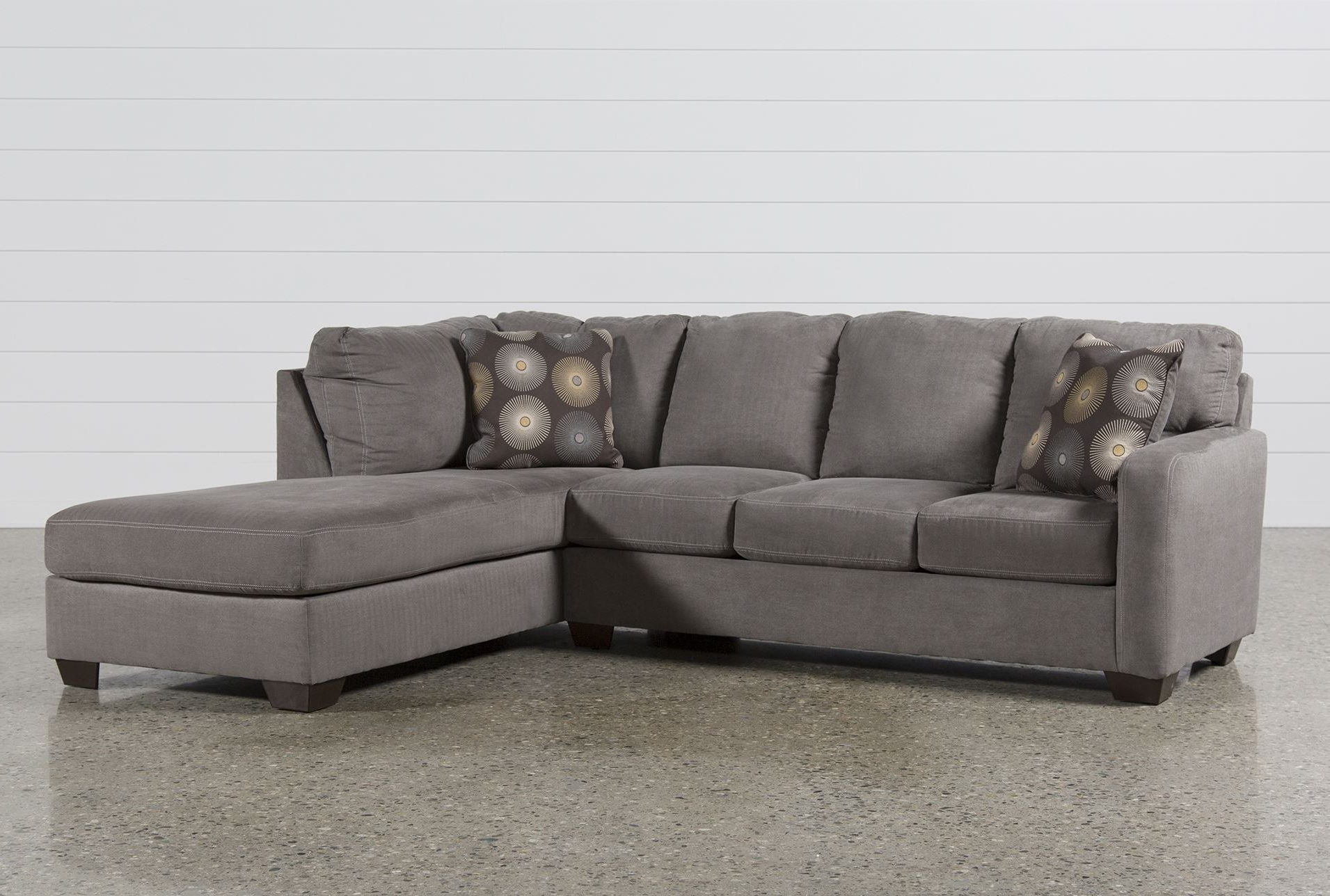 Favorite 4 Piece Sectional Sofas With Chaise Within Sofa ~ Comfy 2 Piece Sectional Sofa 107153 0 2 Piece Sectional (View 10 of 15)