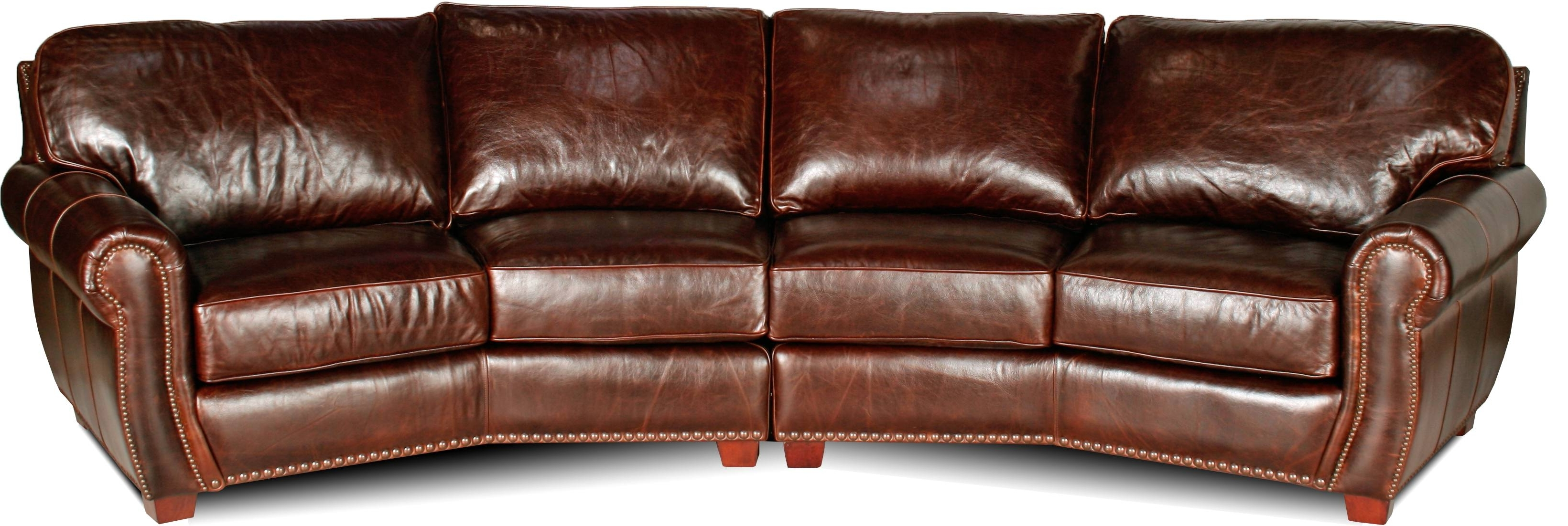 Featured Photo of 4 Seat Leather Sofas