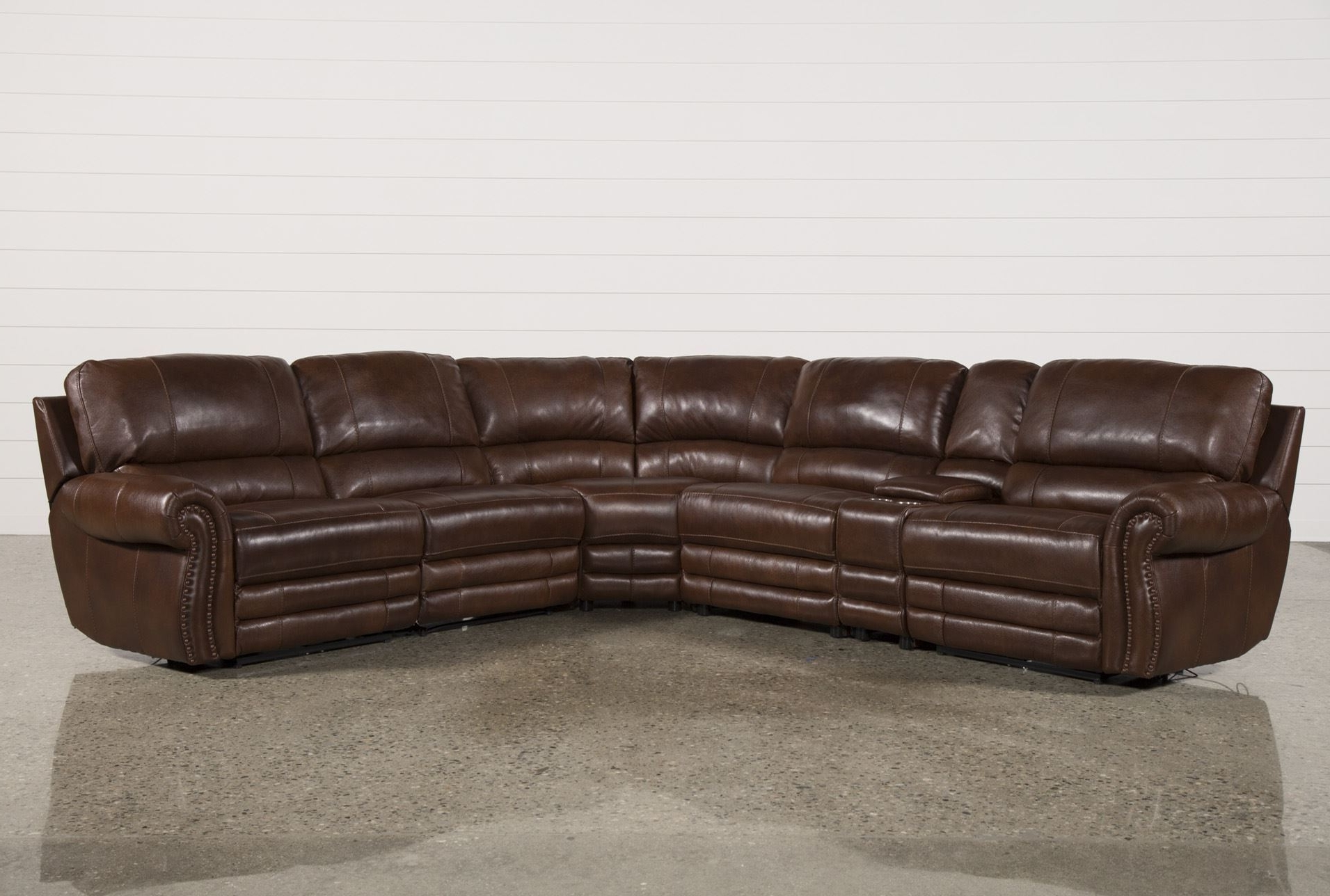 Favorite 6 Piece Leather Sectional Sofa – Radiovannes Regarding 6 Piece Leather Sectional Sofas (View 6 of 15)