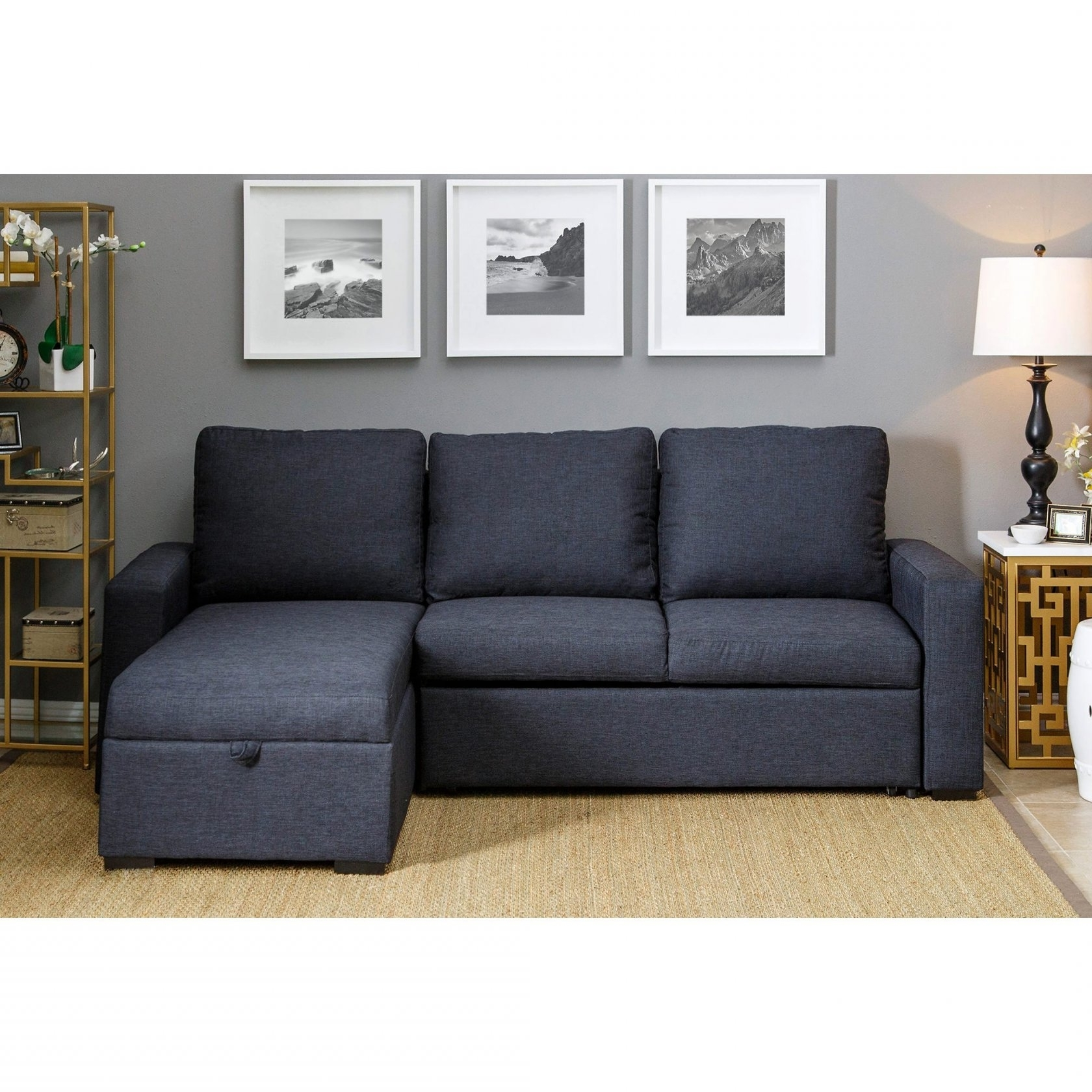 Favorite Abbyson Living Sectional Sofa #5 Excellent Abbyson Living Regarding Charlotte Sectional Sofas (View 7 of 15)