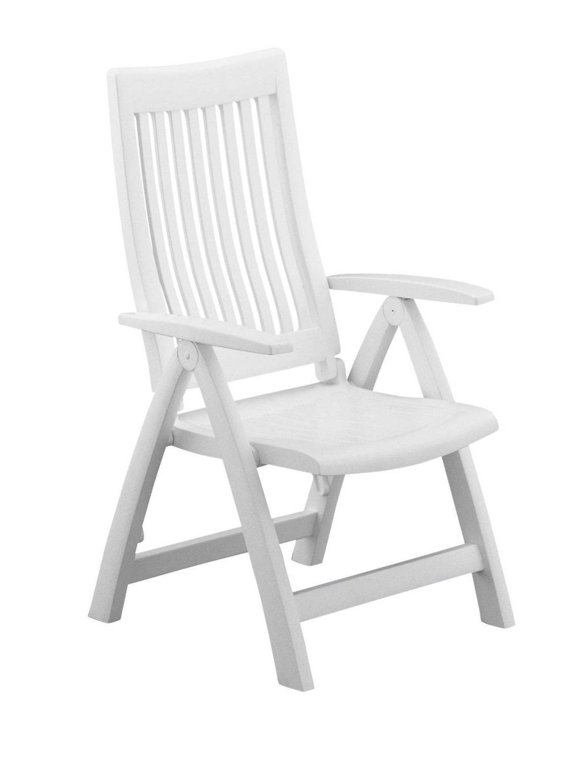 Favorite Amazon : Kettler Roma High Back Chair : Resin Chairs : Patio Inside Kettler Chaise Lounge Chairs (View 3 of 15)