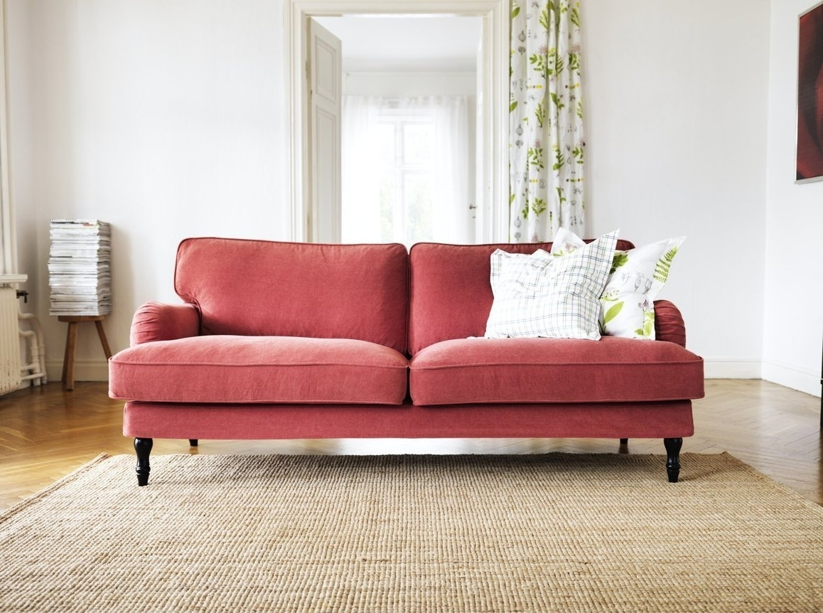 Favorite Apartment Sofas Intended For Stocksund Sofa (View 8 of 15)
