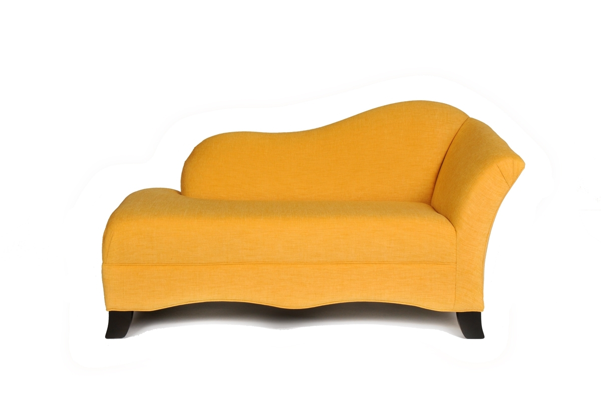 Favorite Best Chaise Lounges Ideas Throughout Yellow Chaise Lounges (View 10 of 15)
