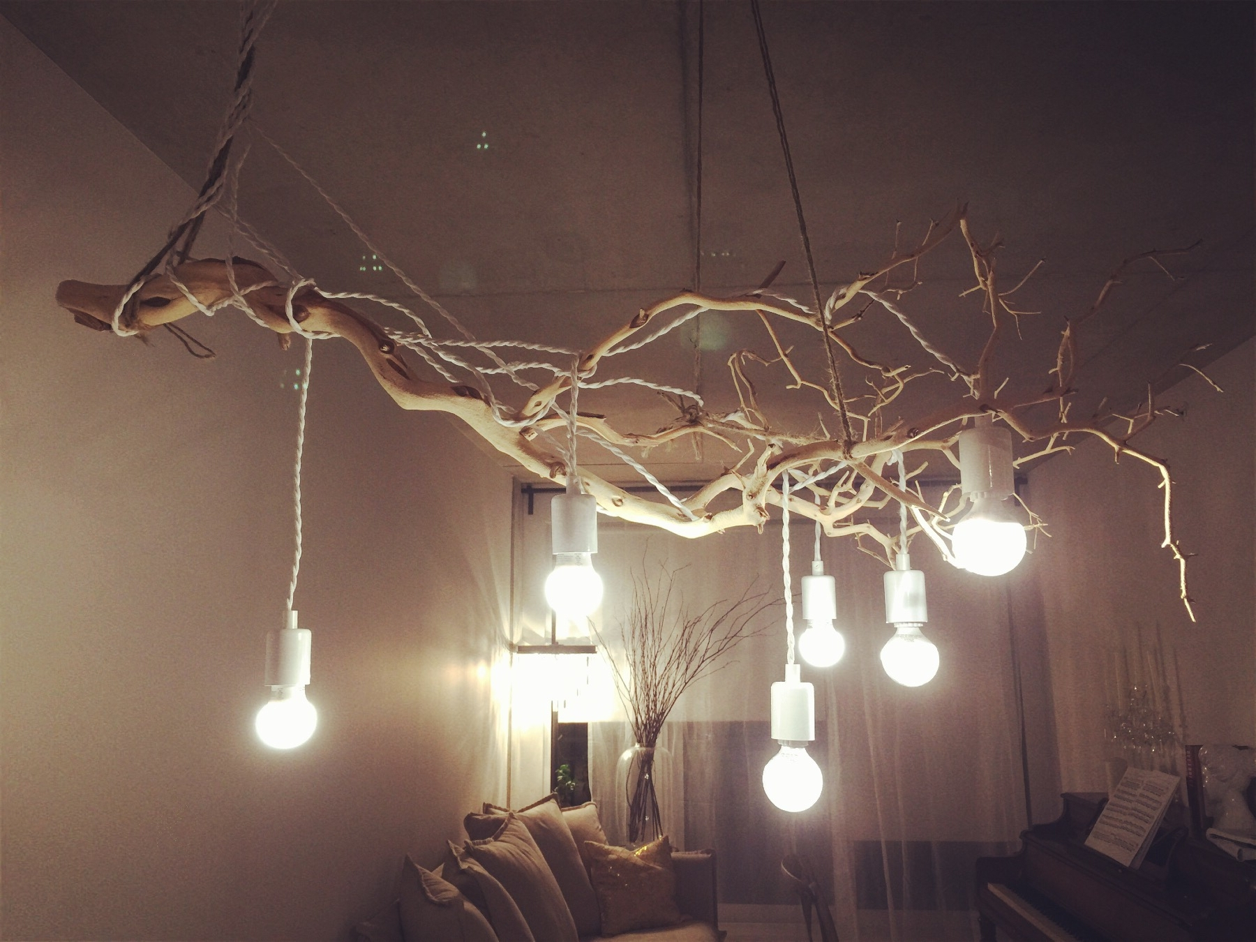Featured Photo of Branch Chandeliers