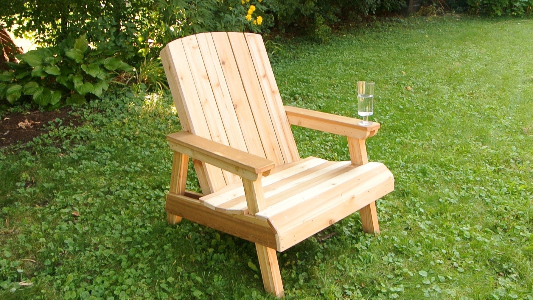 Favorite Building A Lawn Chair (Old Edit) – Youtube In Lawn Chaises (View 3 of 15)