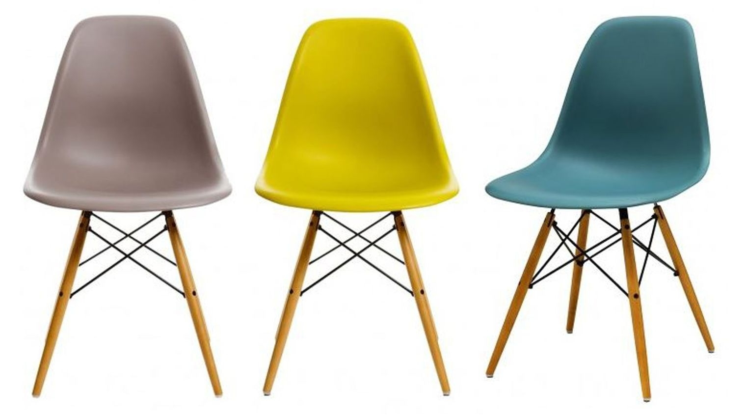 Favorite Chaise Eiffel Eames (View 4 of 15)