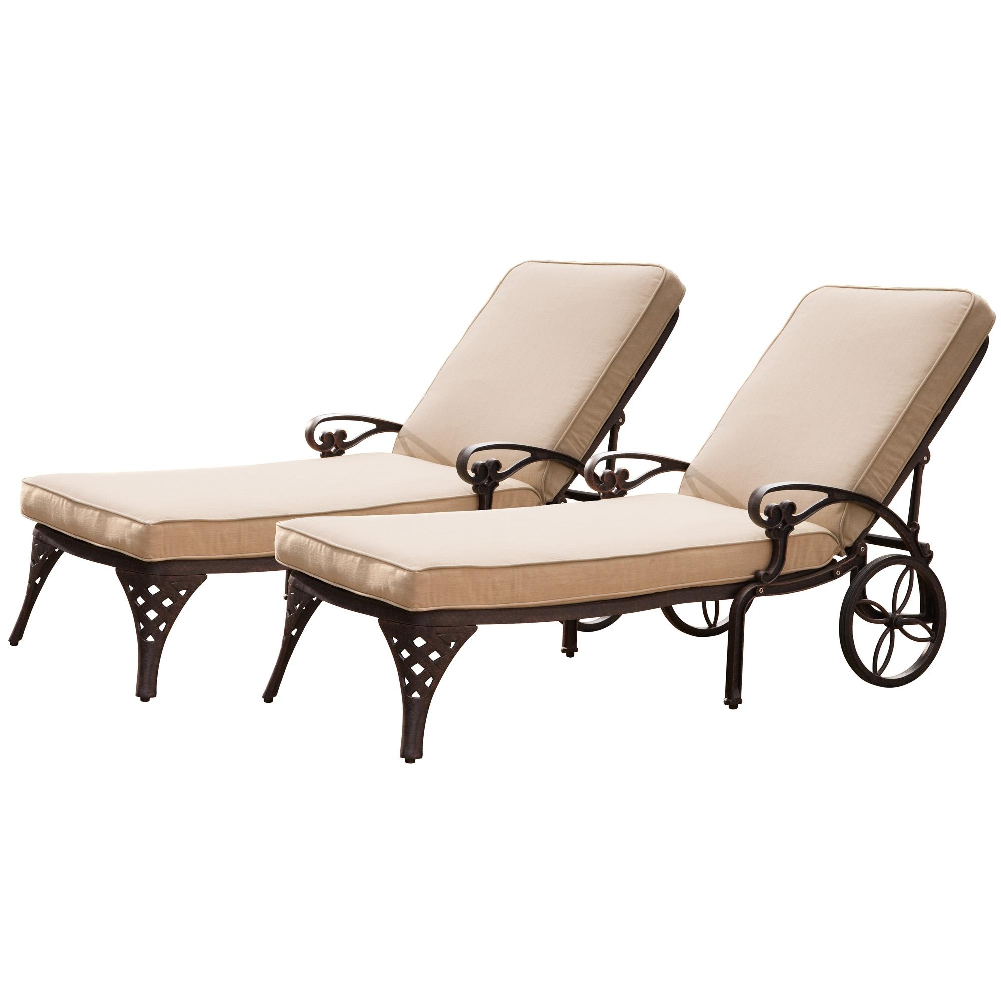 Favorite Cheap Outdoor Chaise Lounge Chairs Intended For Convertible Chair : Rocker Cushions Cheap Lawn Chair Cushions (View 14 of 15)