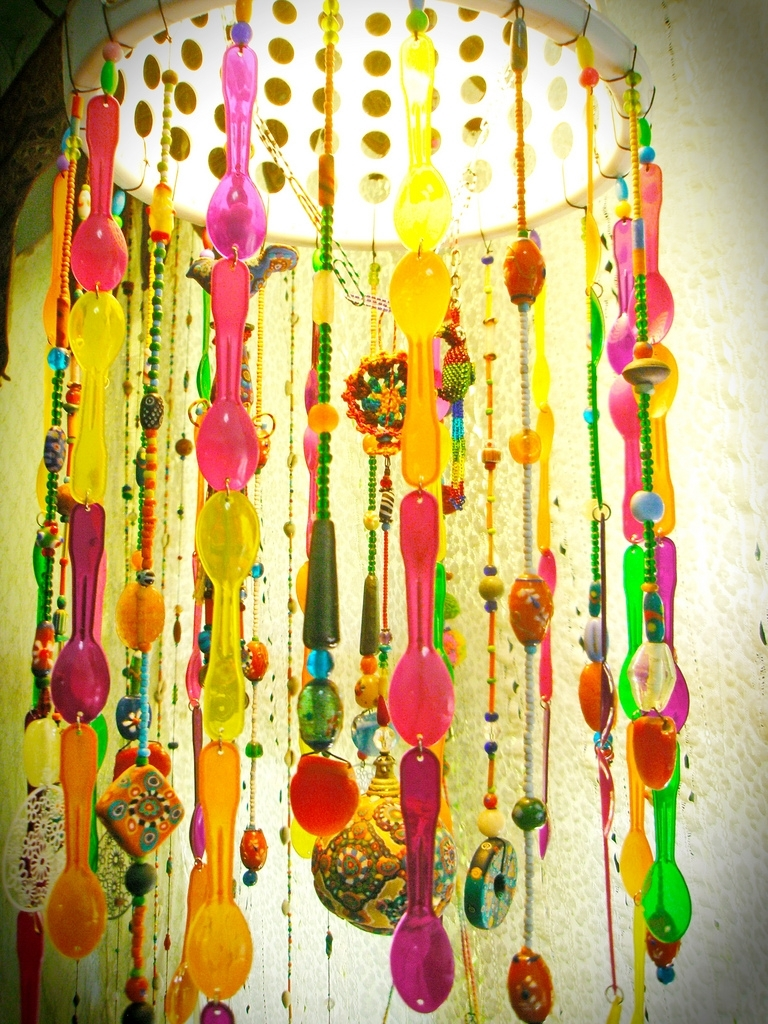 Favorite Colourful Chandeliers Intended For Fresh Funky Chandeliers Nz # (View 7 of 15)
