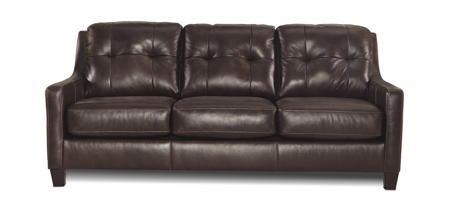 Favorite Dock 86 Sectional Sofas Inside Keano Leather Sofa (View 14 of 15)