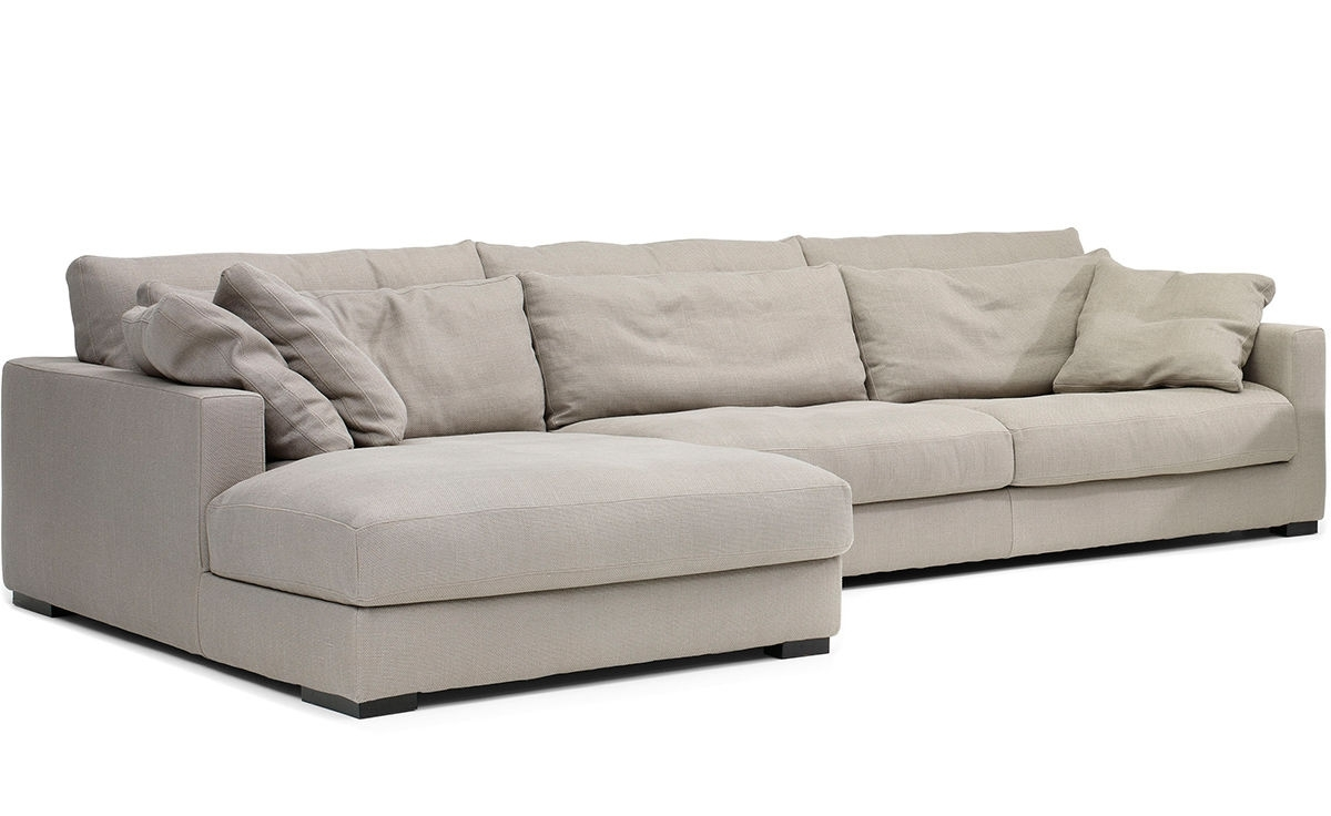 Favorite Down Feather Sectional Sofas With Mauro Sectional Sofa – Hivemodern (View 3 of 15)