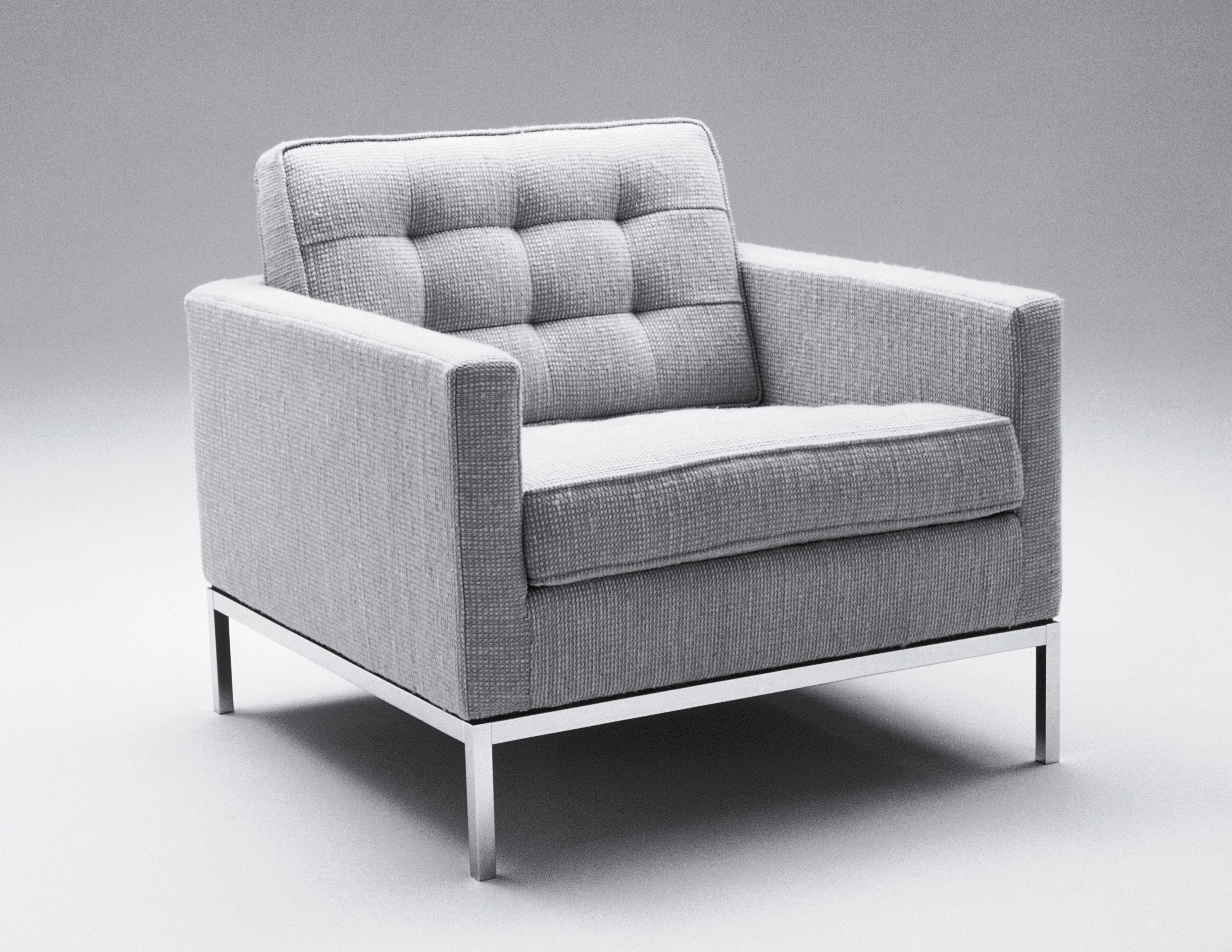 Favorite Florence Knoll Lounge Chair #modern #midcentury #design (View 7 of 15)