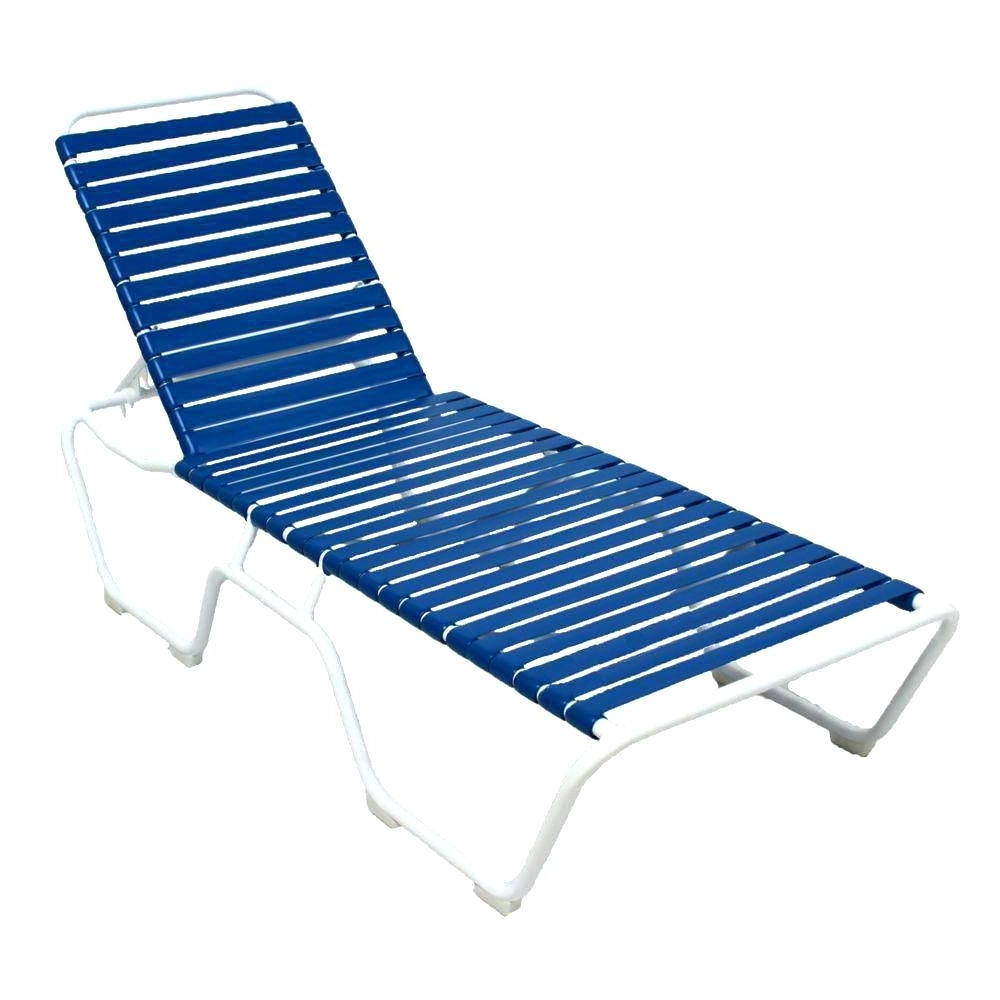 Favorite Folding Chaise Lounge Chair With Cup Holder • Lounge Chairs Ideas Regarding Pvc Chaise Lounges (View 5 of 15)
