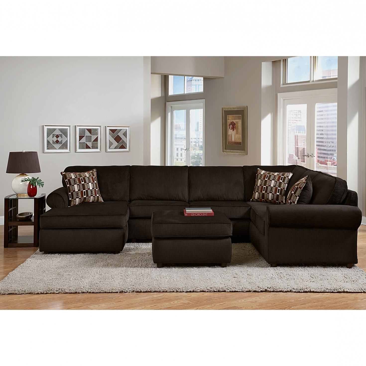 Favorite Furniture: New Value City Sectional Sofa 32 For Living Room Sofa Intended For Value City Sofas (View 3 of 15)