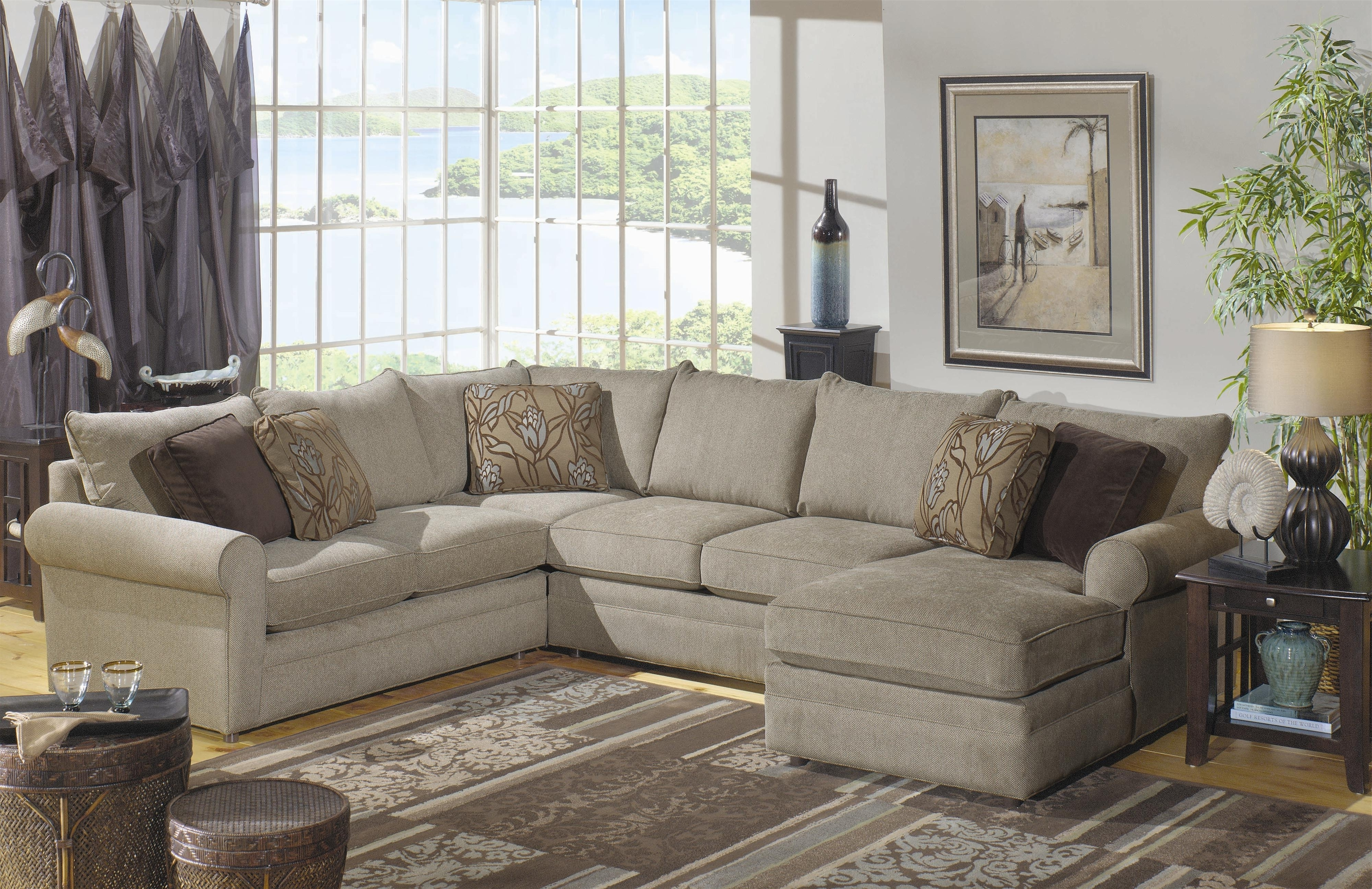 Favorite Gallery Craftsman Sectional Sofa – Mediasupload In Craftsman Sectional Sofas (View 5 of 15)
