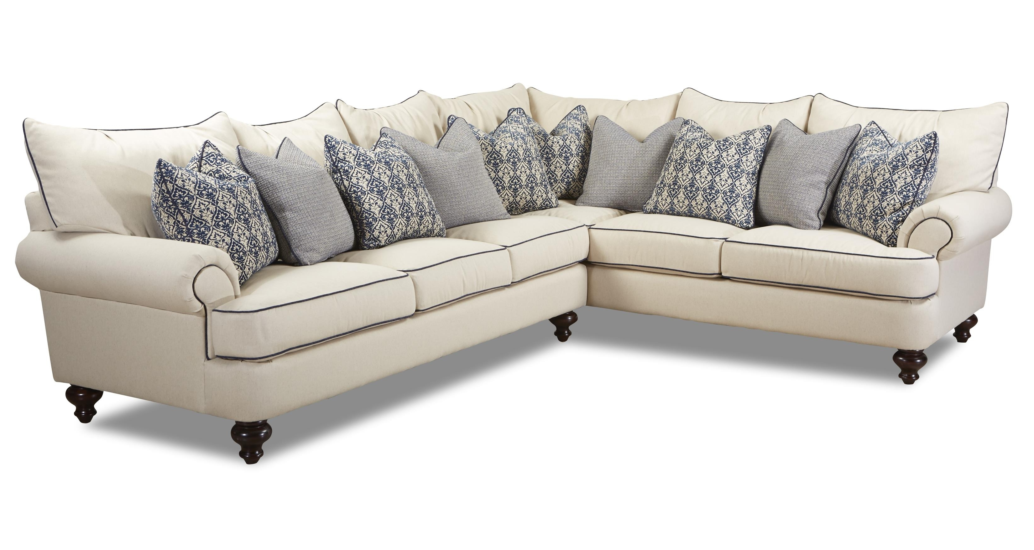 Favorite Gardiners Sectional Sofas In Shabby Chic Sectional Sofaklaussner (View 3 of 15)