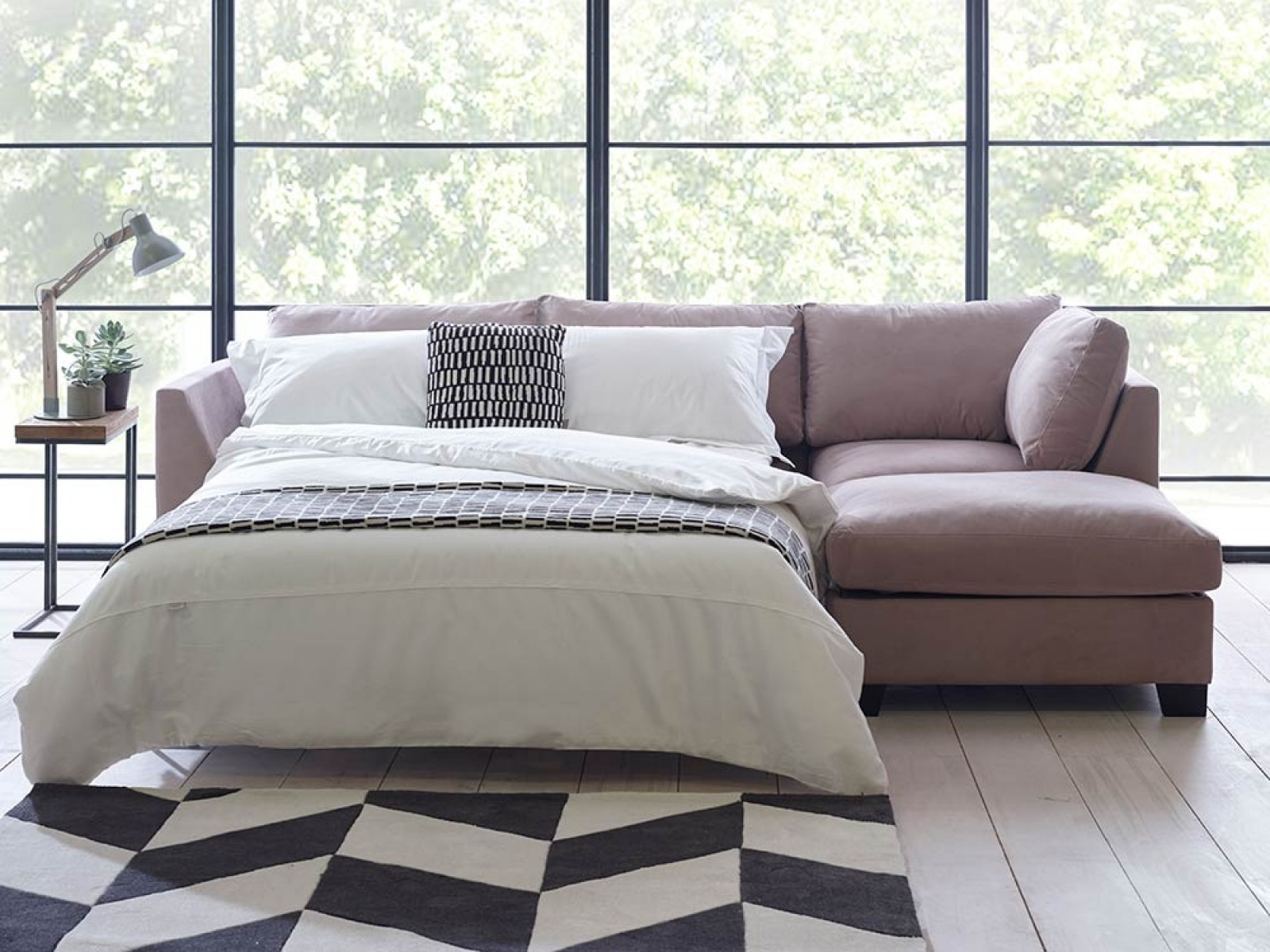 Favorite Isabelle Sofa Bed Chaise Sectional (View 14 of 15)