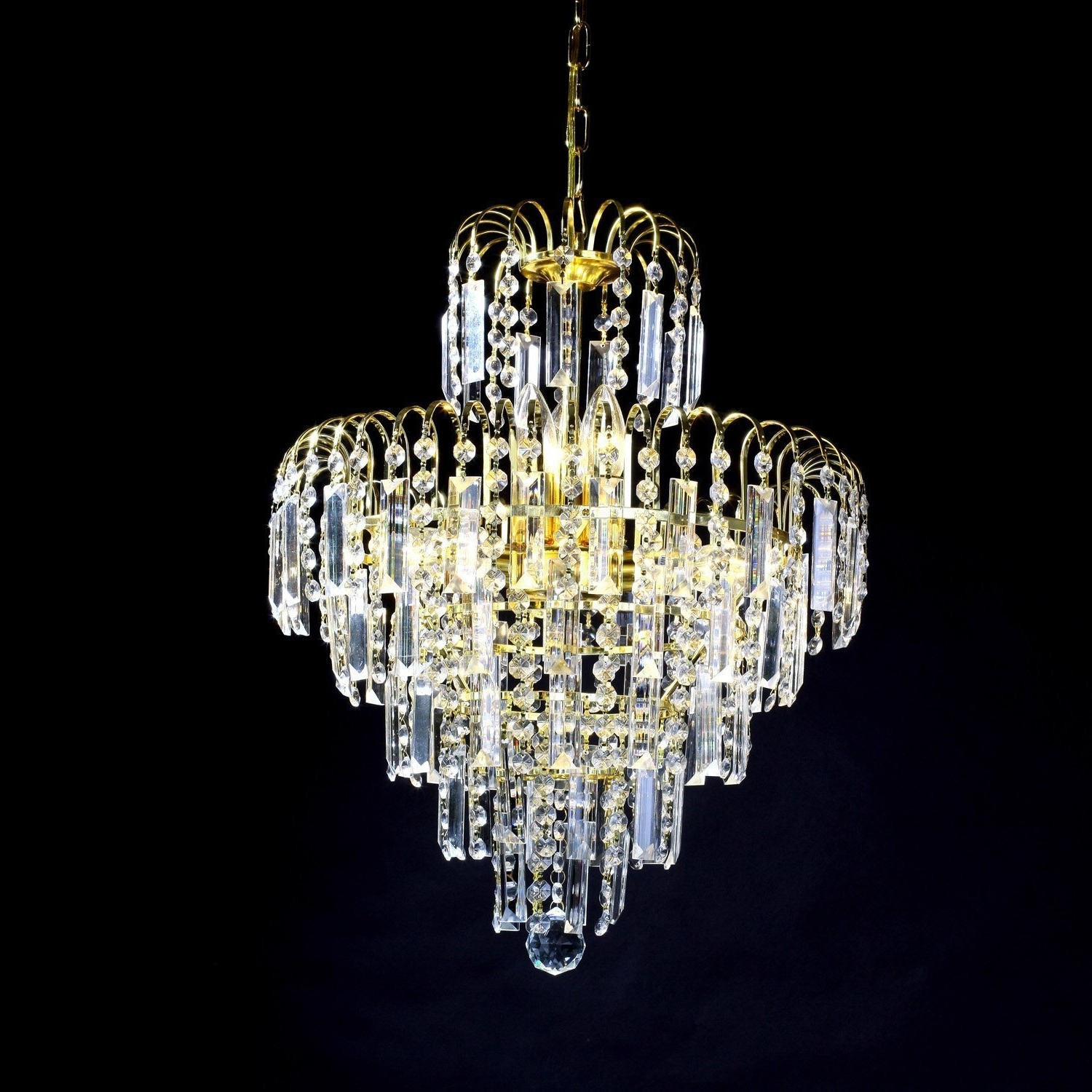 Favorite Lightinthebox European Style Luxury 6 Lights Chandelier In Crown Throughout Chinese Chandeliers (View 3 of 15)