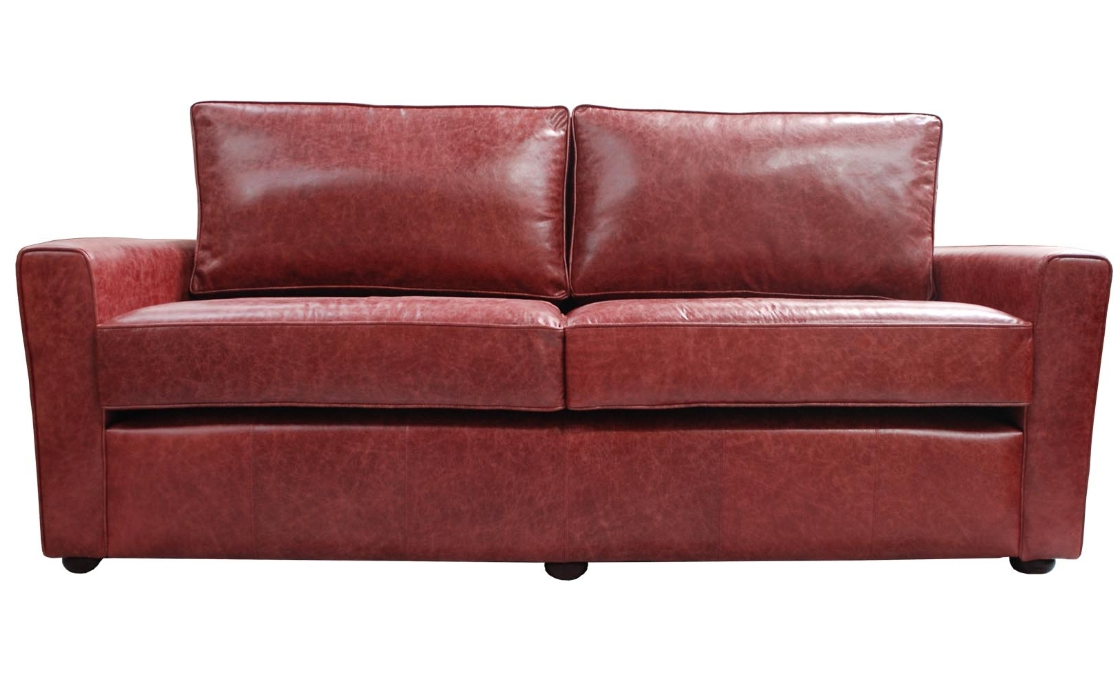Favorite Longford Contemporary Leather Sofas – Uk Made In Your Choice Of For Aniline Leather Sofas (View 9 of 15)