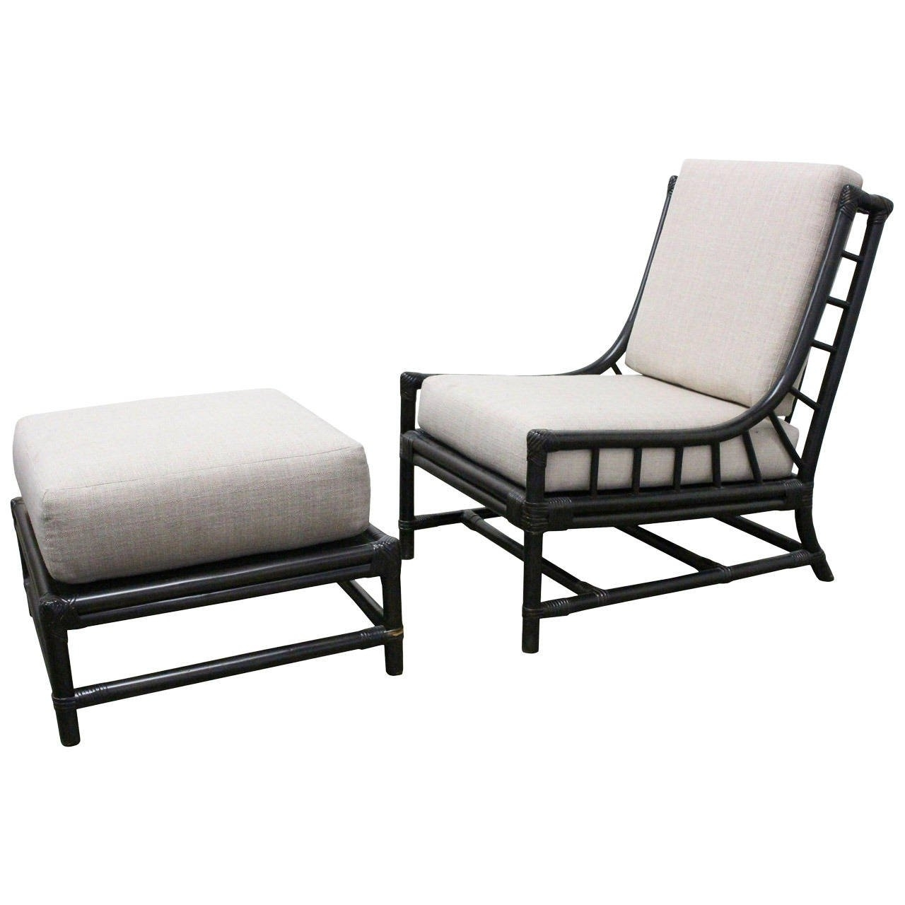 Featured Photo of Chaise Lounge Chairs With Ottoman