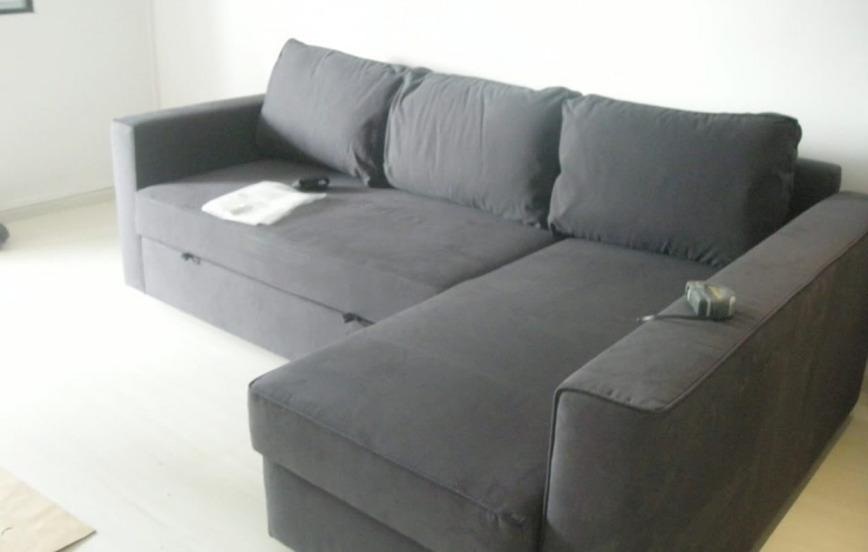 Favorite Manstad Sofa Bed Dimensions (View 5 of 15)