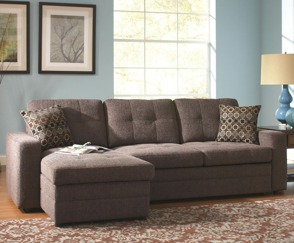 Favorite Modern Sectional Sofas For Small Spaces With Regard To Innovative Sofa Sectional Sleeper Top Home Decorating Ideas With (View 2 of 15)