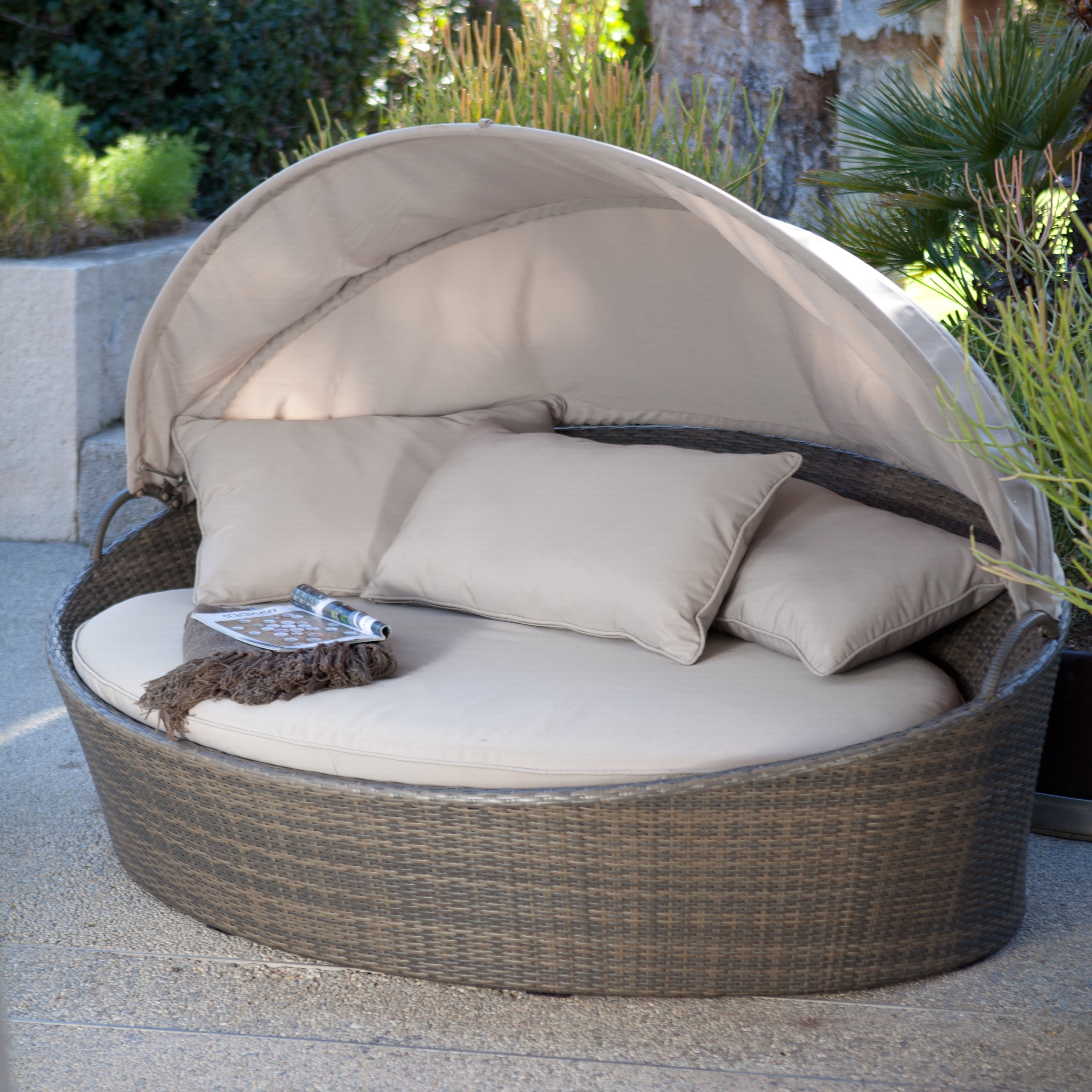 Favorite Outdoor Chaise Lounge Chairs With Canopy Regarding Have To Have It (View 11 of 15)